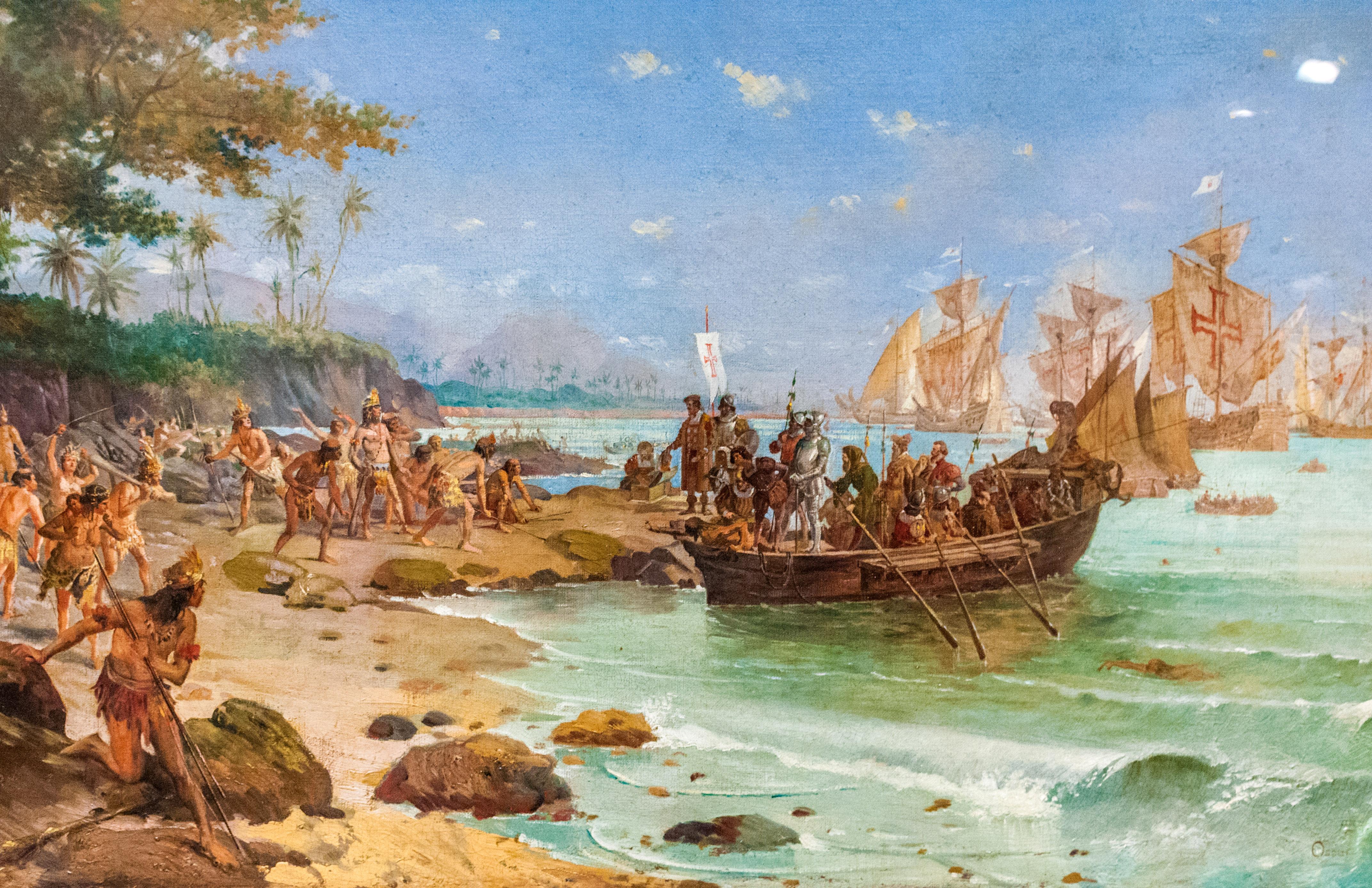 Perjanjian tordesillas adalah perjanjian yang membagi bumi menjadi 2 bagian yang dimiliki Spanyol dan yang dimiliki oleh Portugal