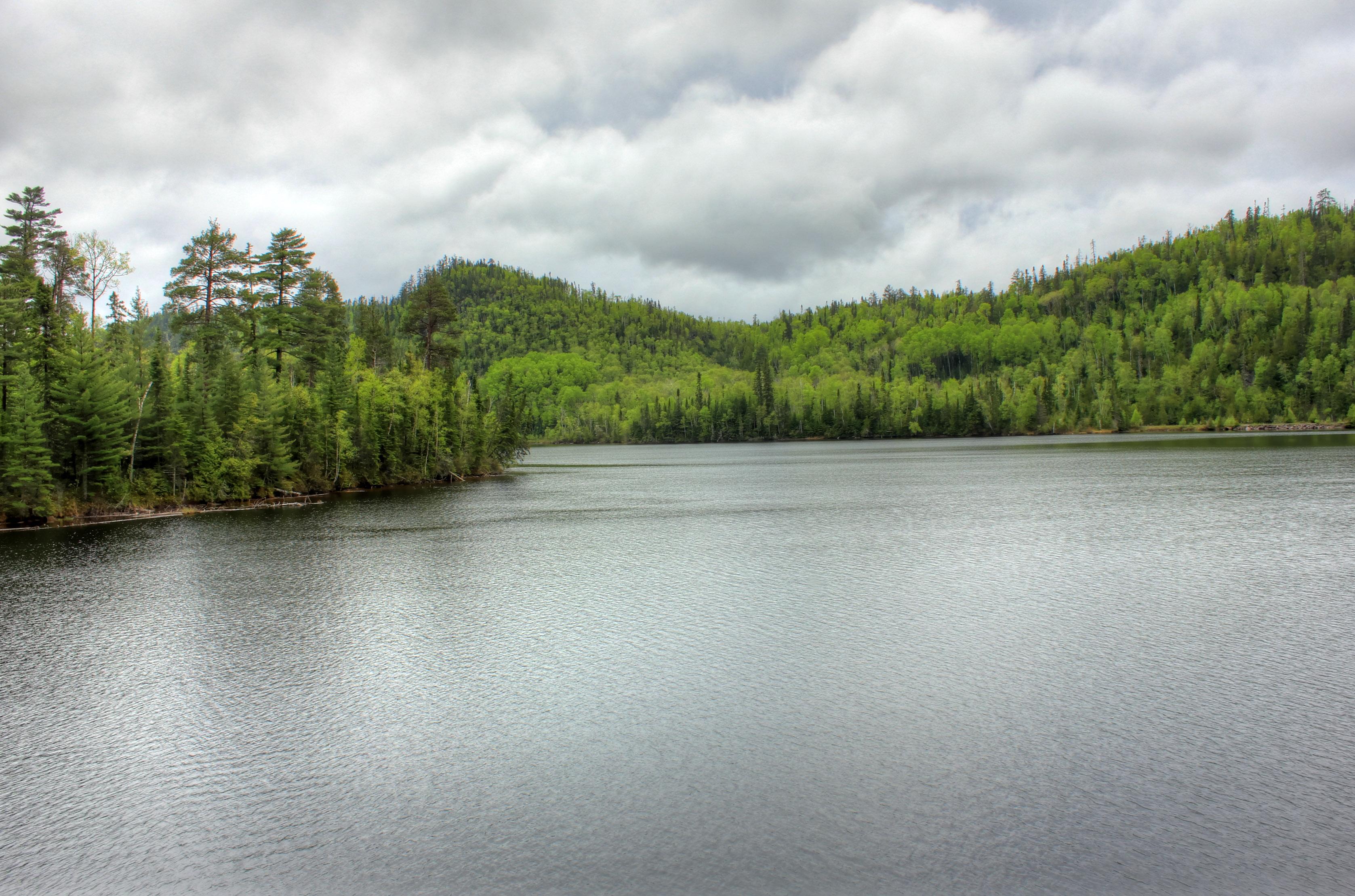 Sub-lake Of Nipigon At Lake Nipigon, Ontario, Canada Image