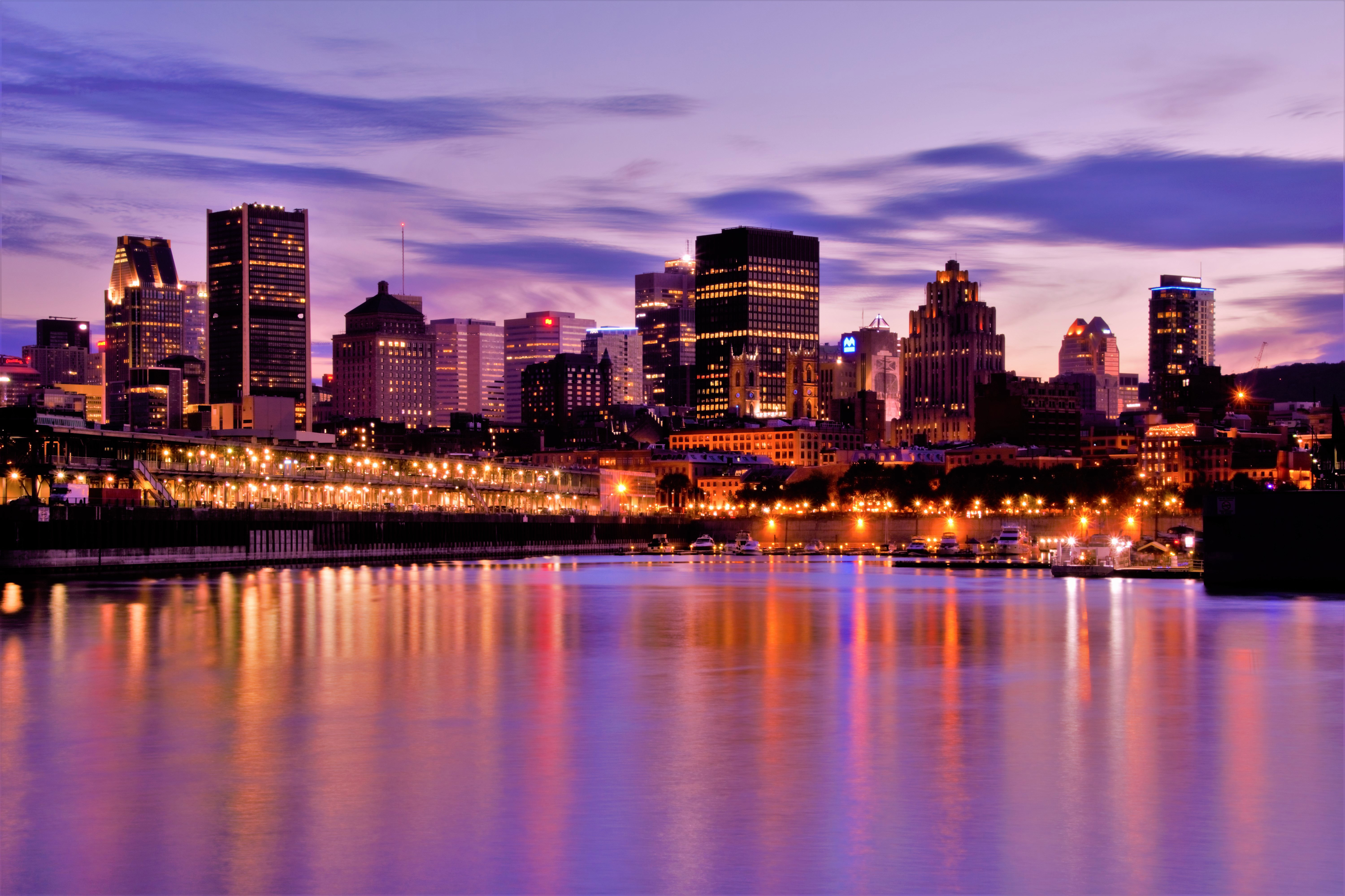 Montreal, Quebec, Canada - Most Beautiful Picture of the