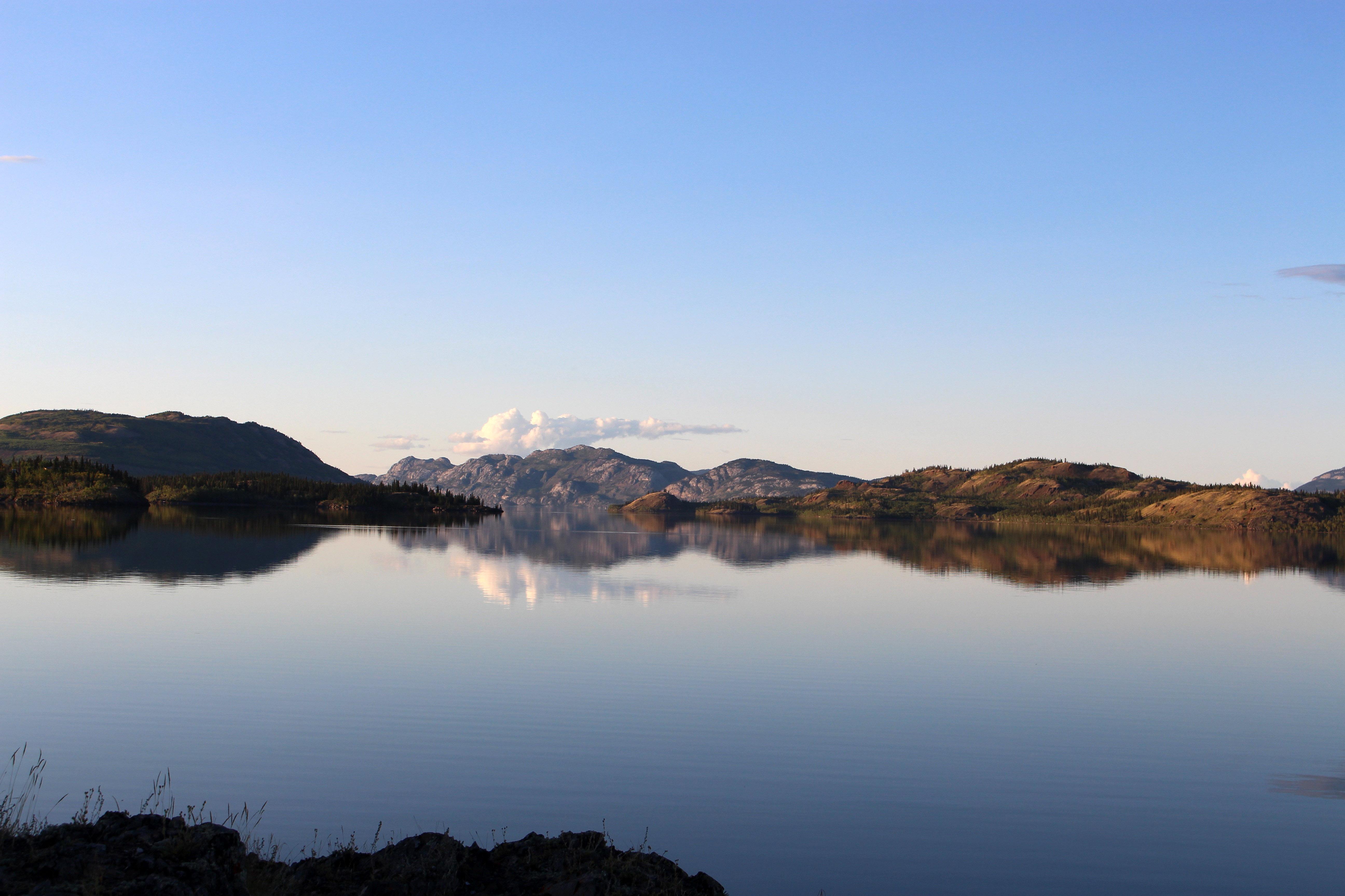 Ear Lake, Yukon, Whitehorse, Canada | Womo-Abenteuer