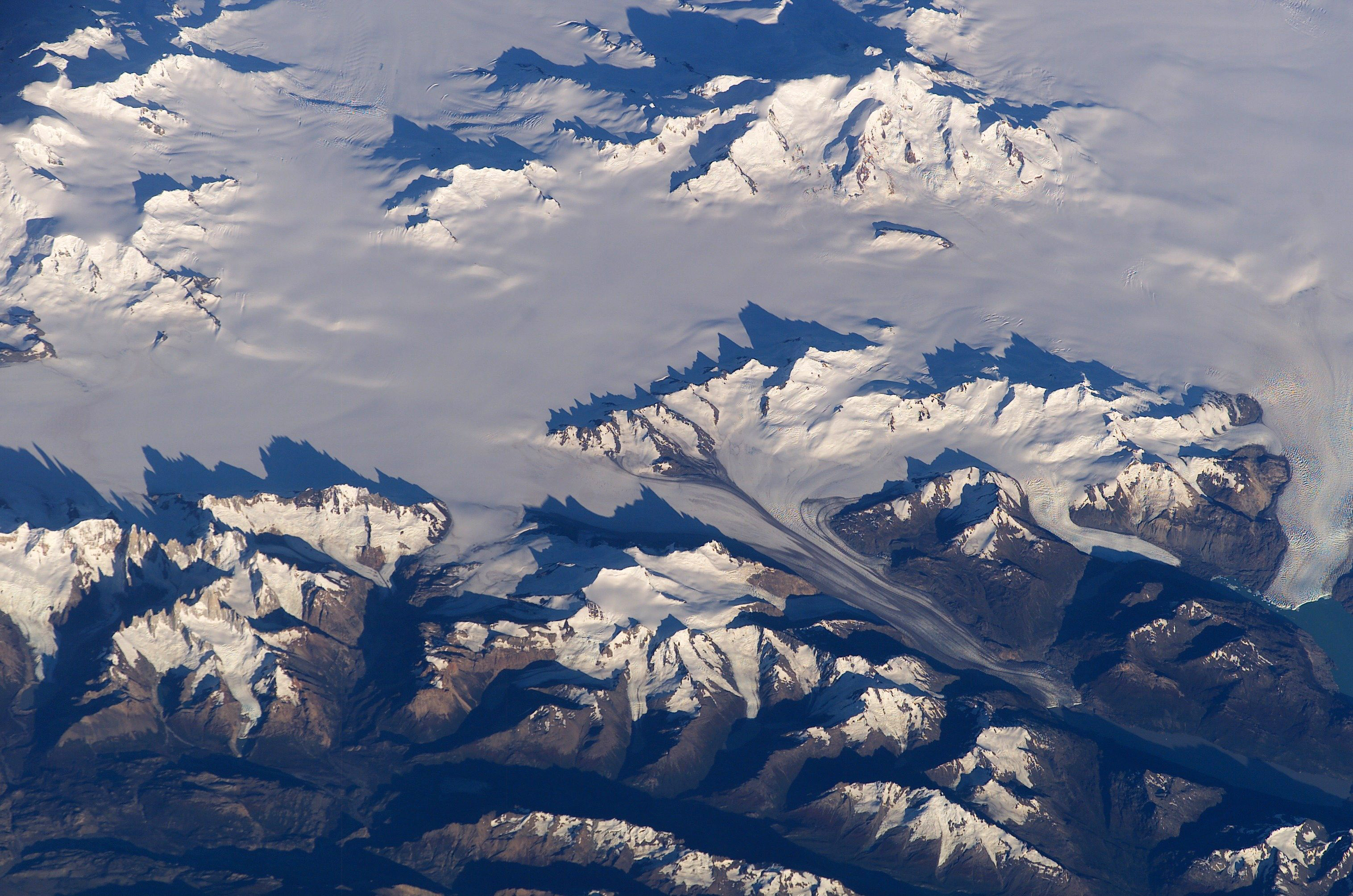 Southern Ice Fields in Chile image - Free stock photo