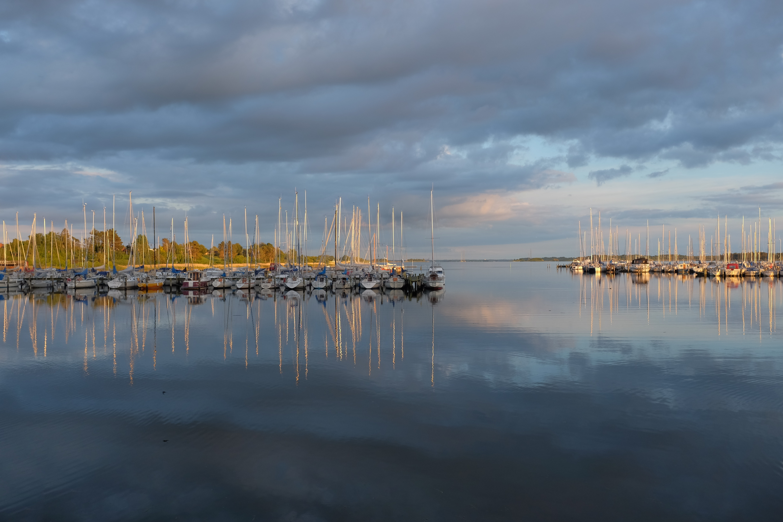 Water and Landscape view of Frederikssund, Denmark - Free Public ...