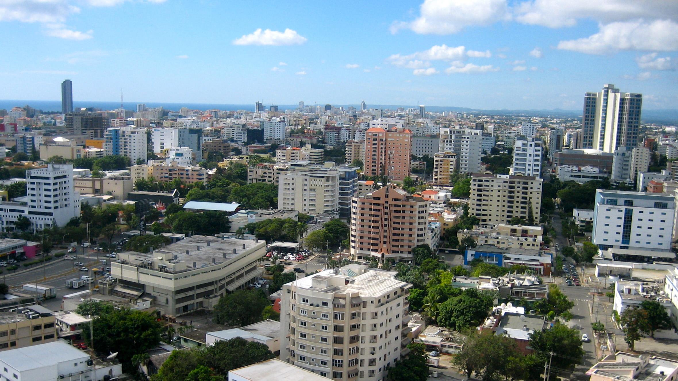 Santo Domingo City Downtown in the Dominican Republic image - Free ...