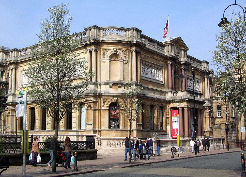 Resultado de imagen de Wolverhampton Art Gallery