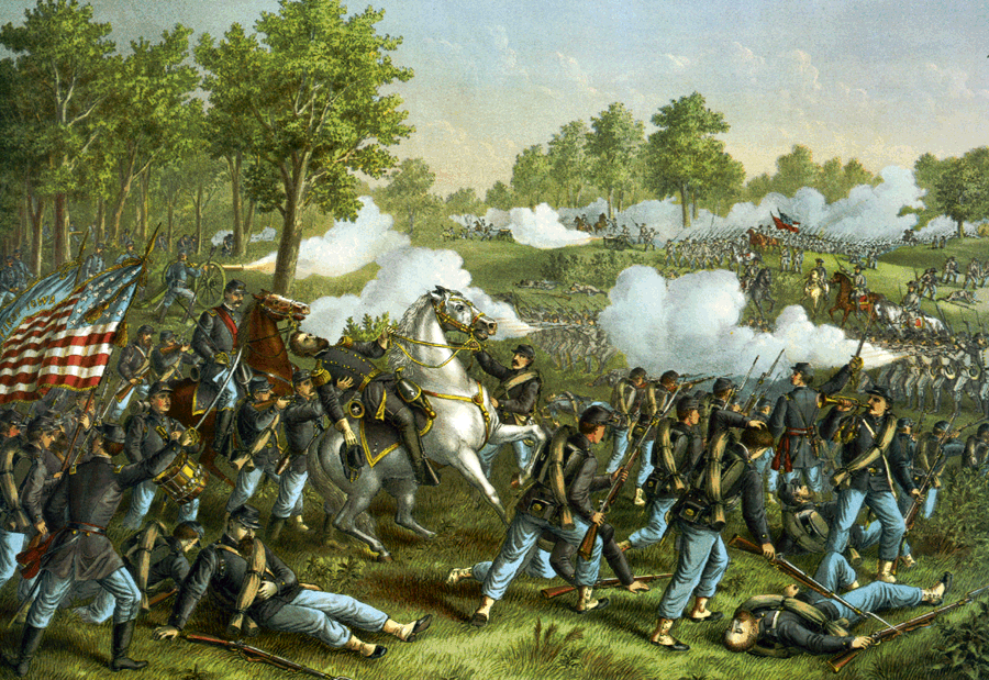 an overview of the battle of the antietam