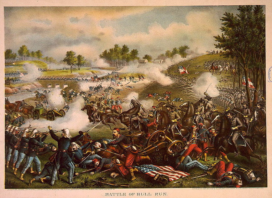 a report on the second battle of bull run Summary of second battle of bull run 4 answers 4 report abuse are you sure you want to delete manassas, second bull run.