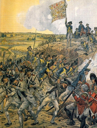 a history of the battle of yorktown during the american revolution Nevertheless, the revolution was not over  it now seemed that the decisive  arena of the war lay not in north america, or even in the west indies where the.