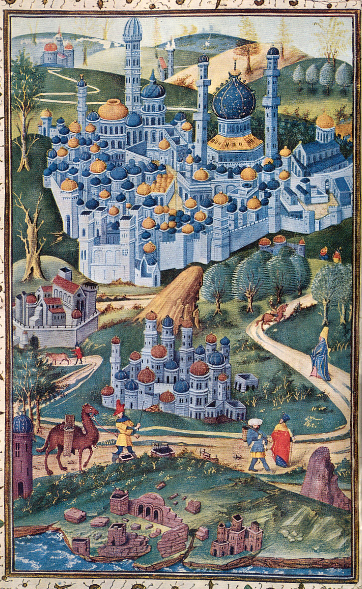 1455 painting of the H...