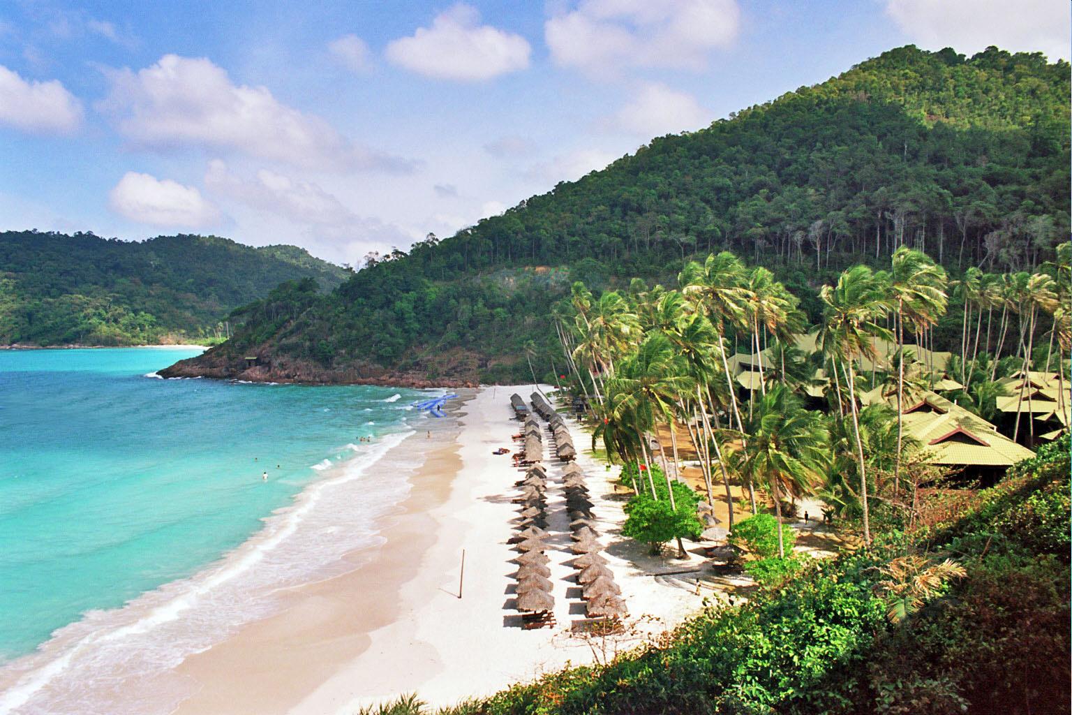 Bunga Raya Resort, Gawa Island