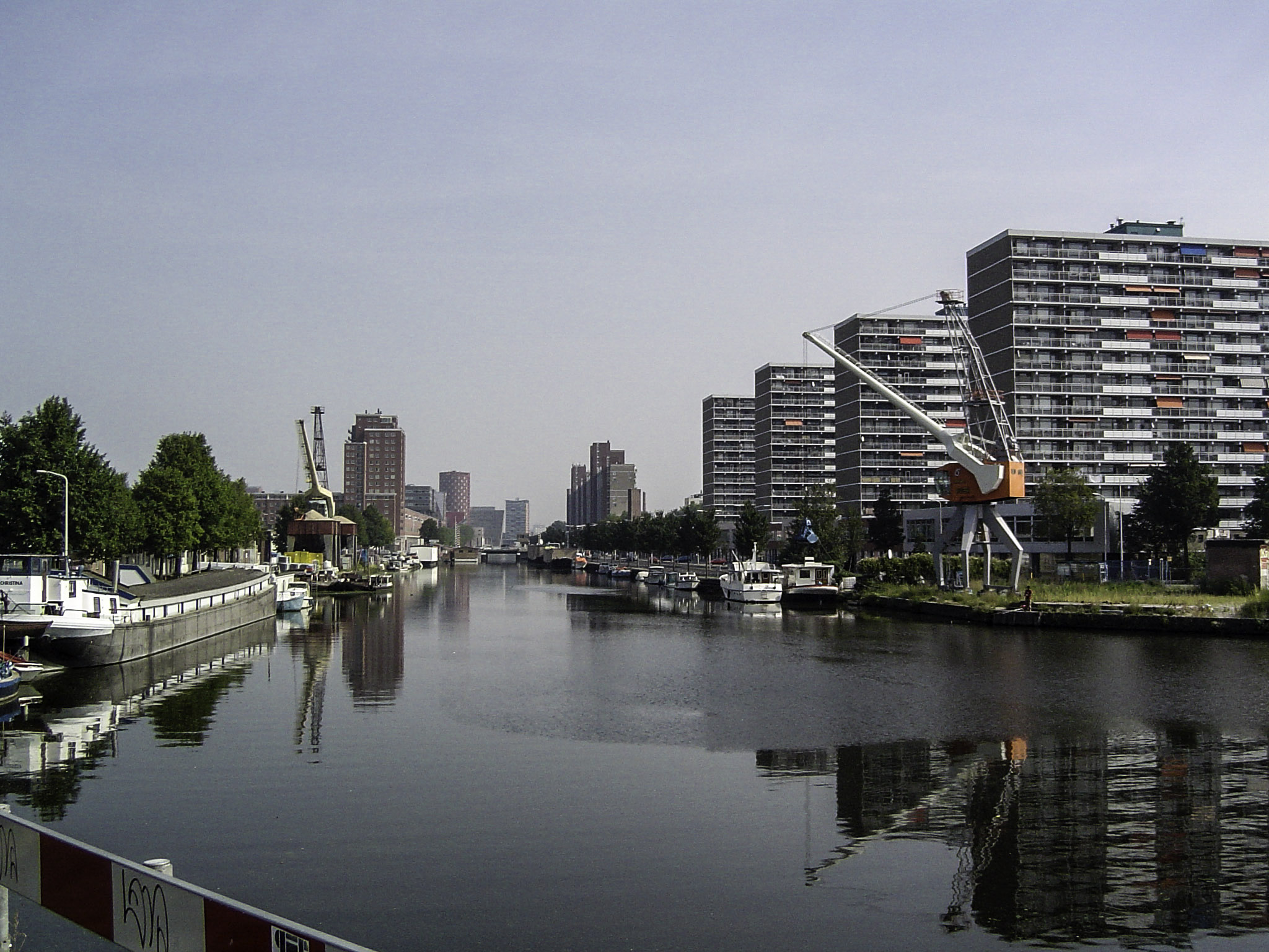Neherkade in the Hague Netherlands image - Free stock photo ...