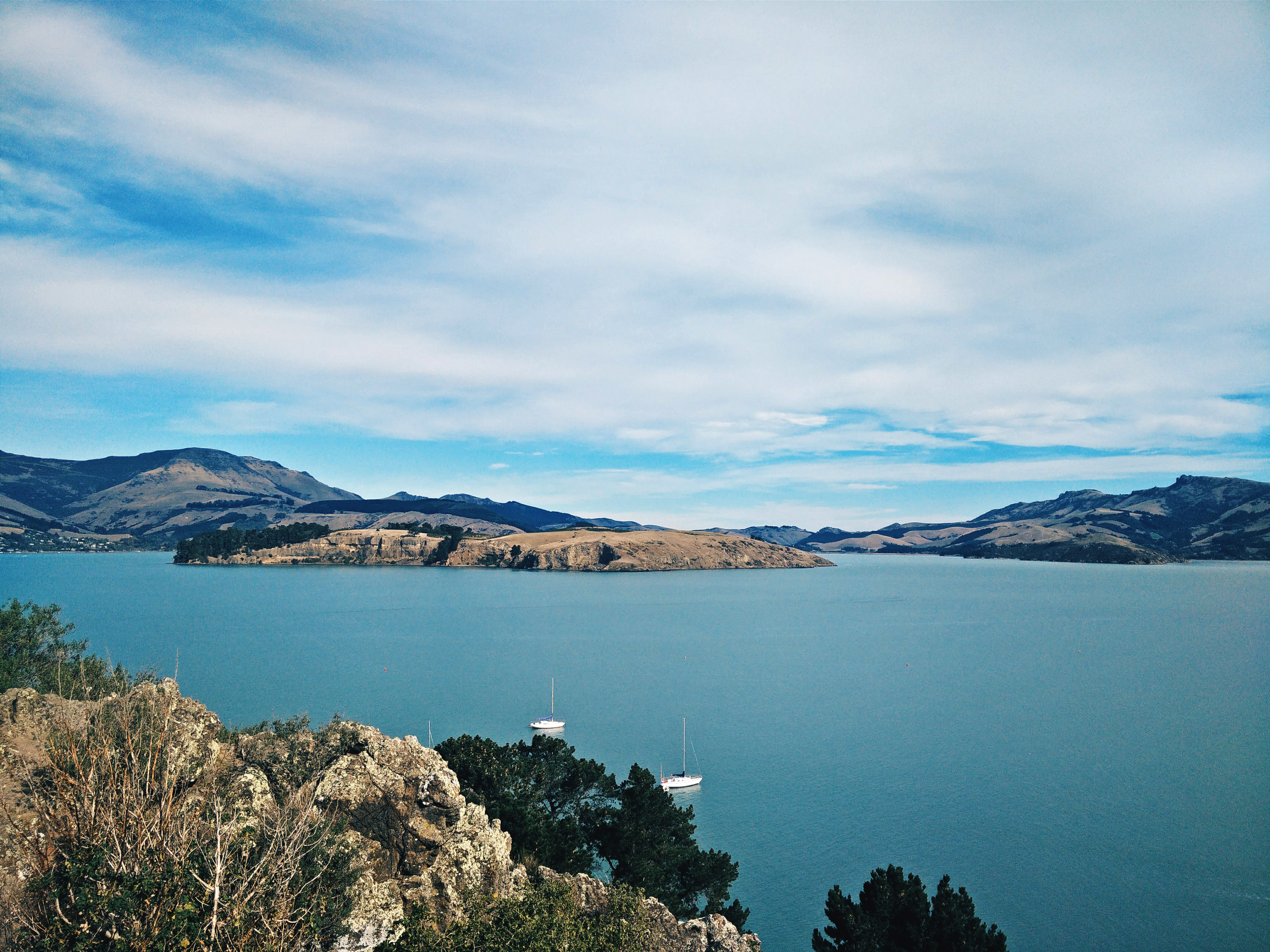 Landscape and water around christchurch new zealand image for Landscaping chch