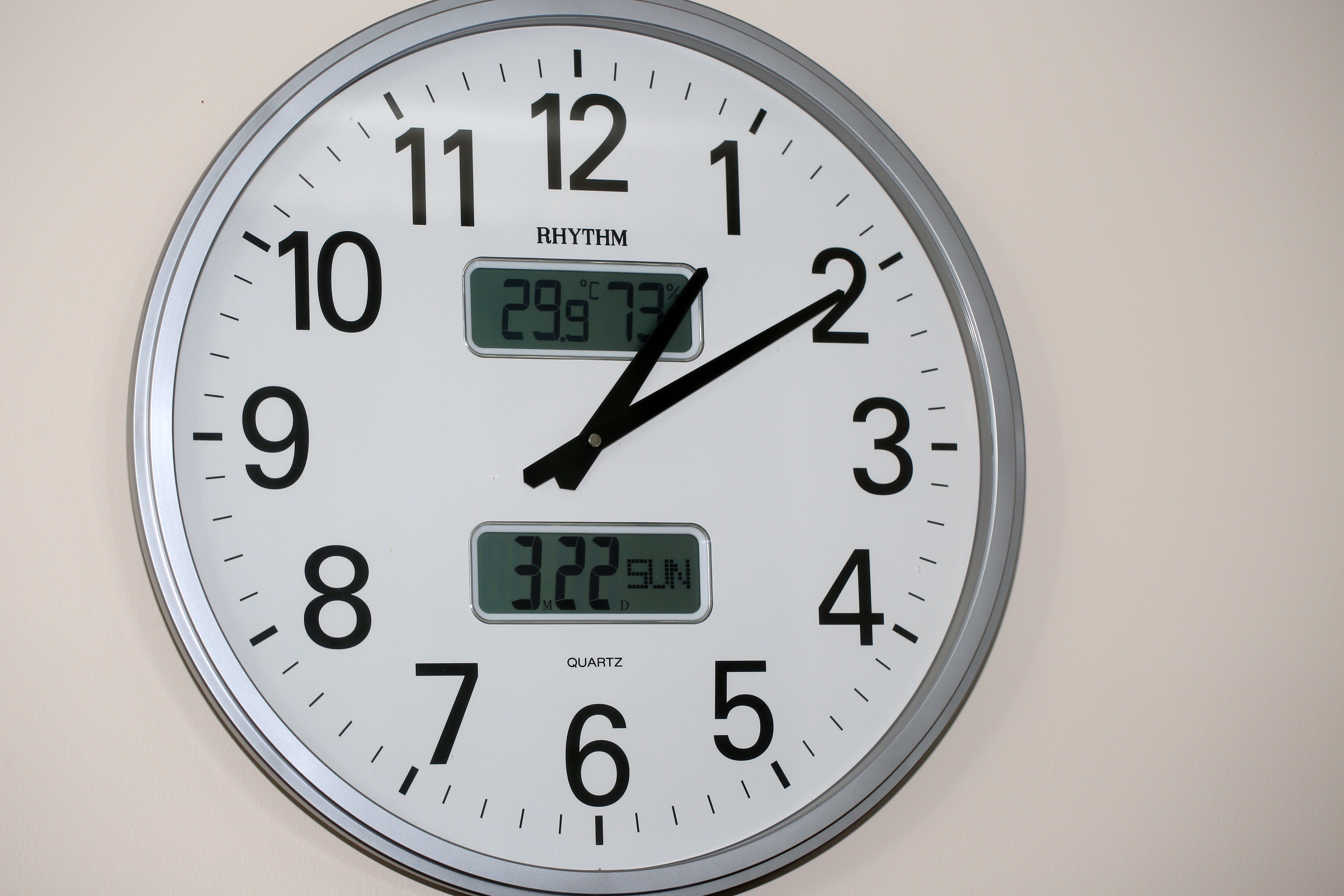 Free stock photo of clock on the wall public domain photo cc0 clock on the wall photo by public domain amipublicfo Gallery