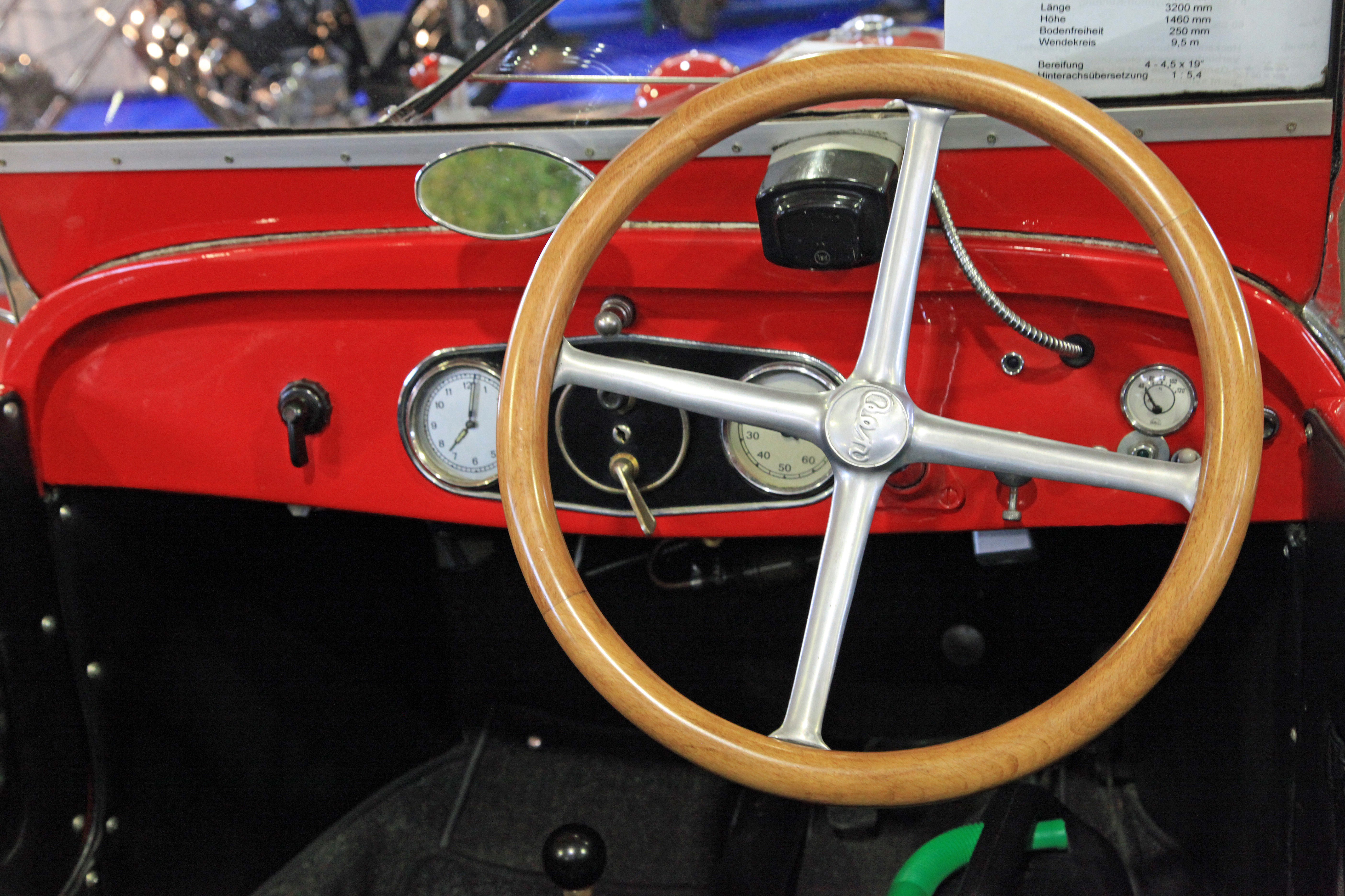 Vintage Car Steering Wheel image - Free stock photo - Public Domain ...