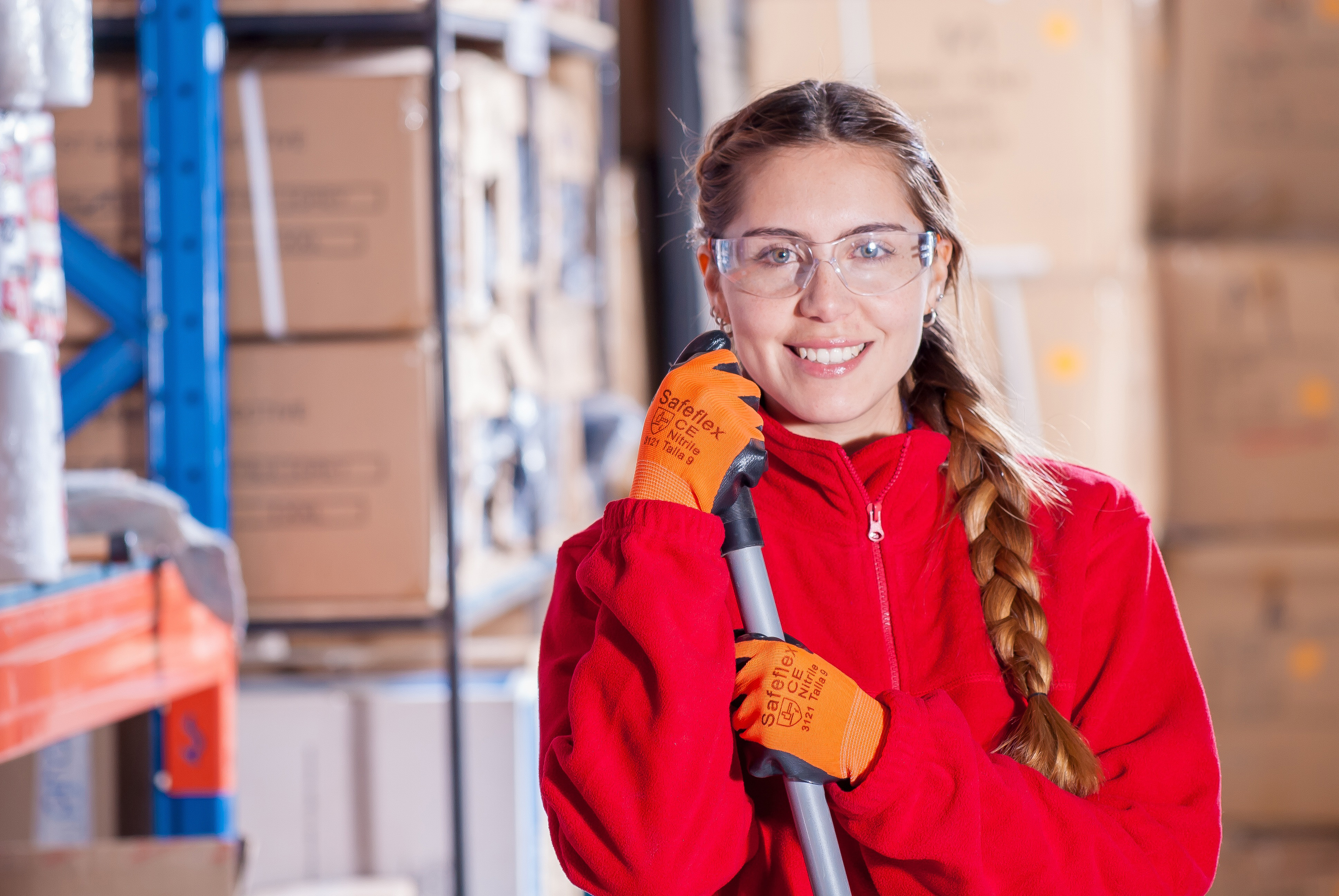 Free stock photo of female warehouse worker public domain photo free stock photo of female warehouse worker photo by voltamax sciox Choice Image