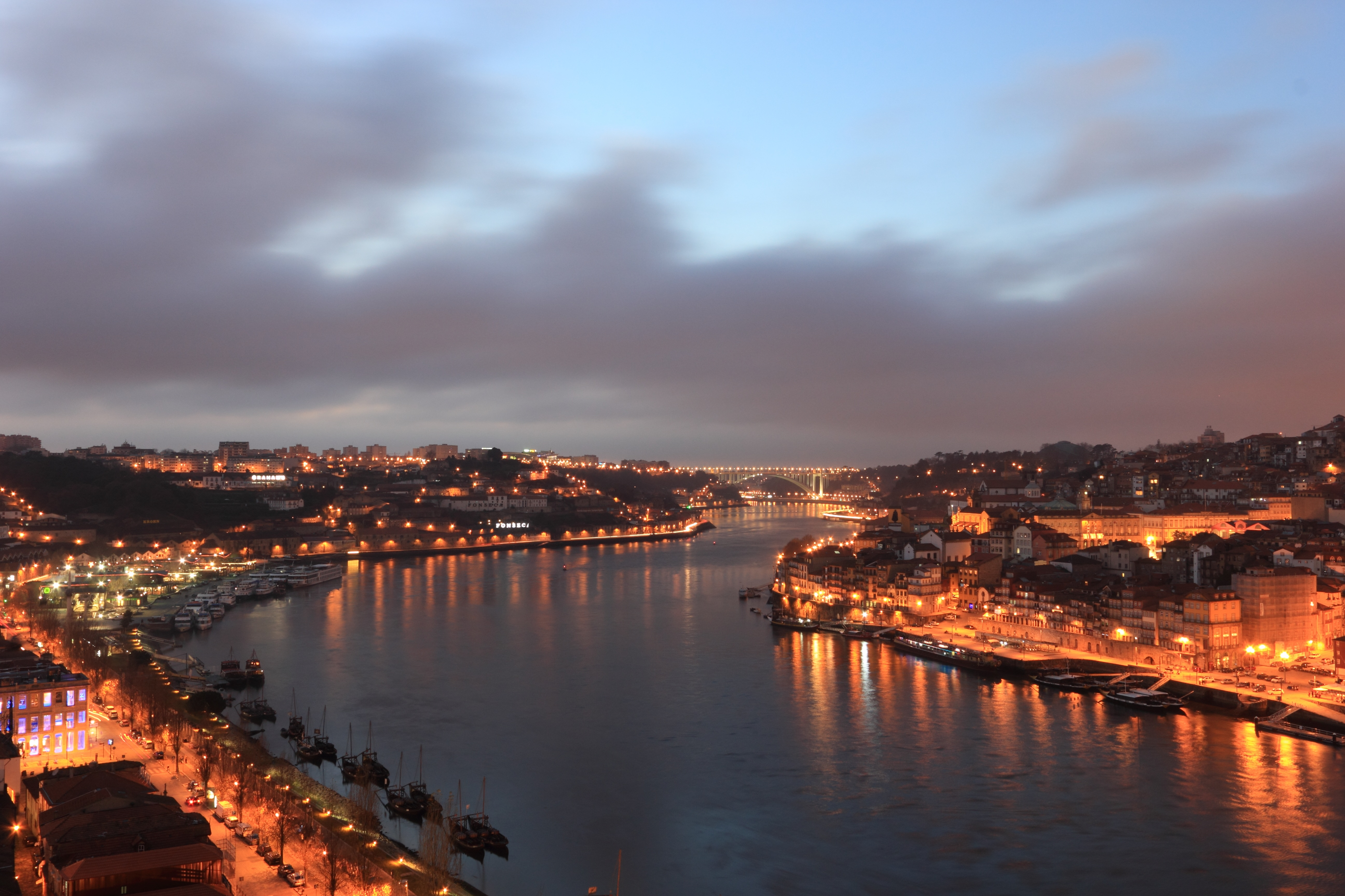 Riverview In Porto Portugal Image Free Stock Photo