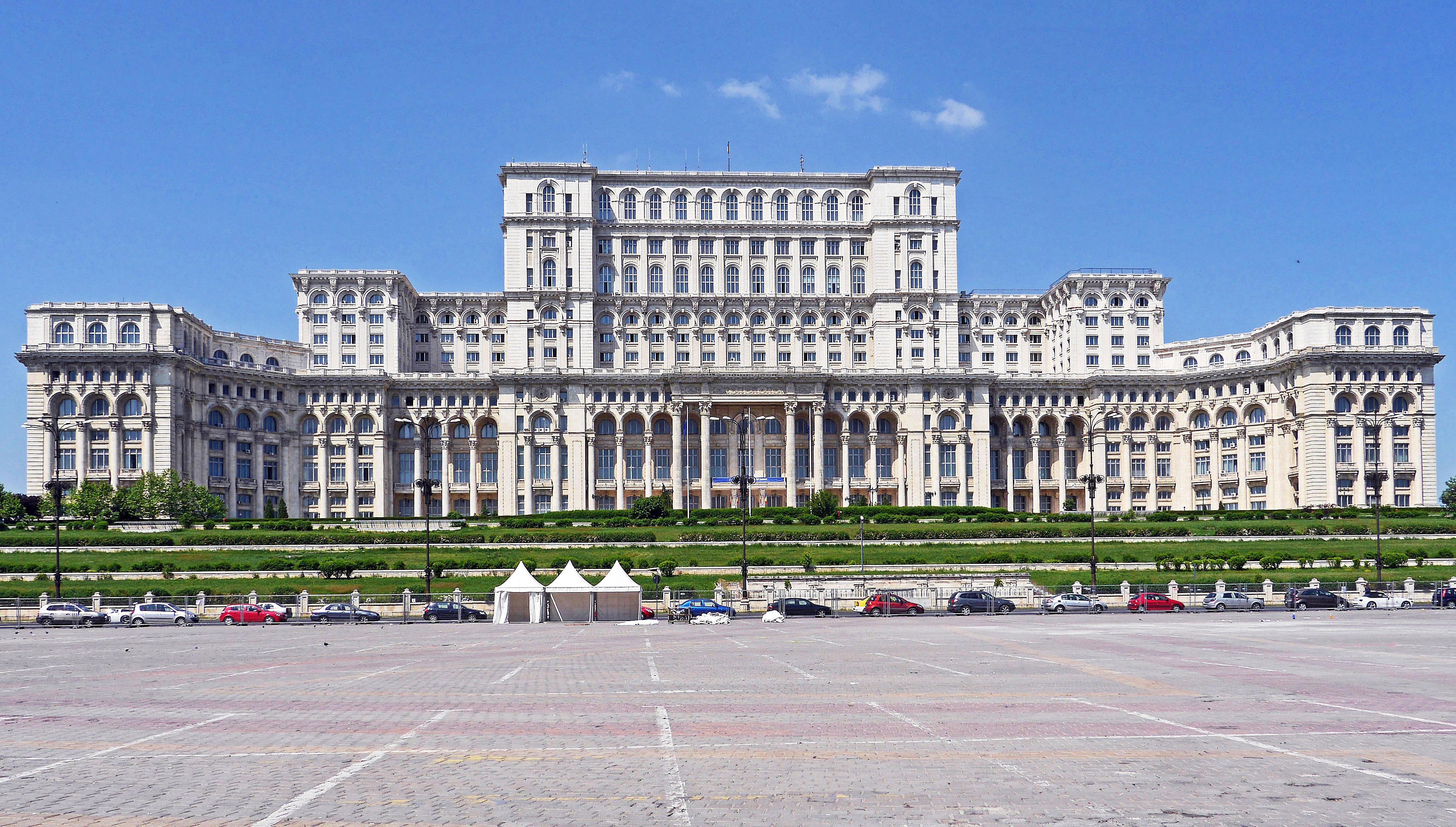 Parlament Bukarest