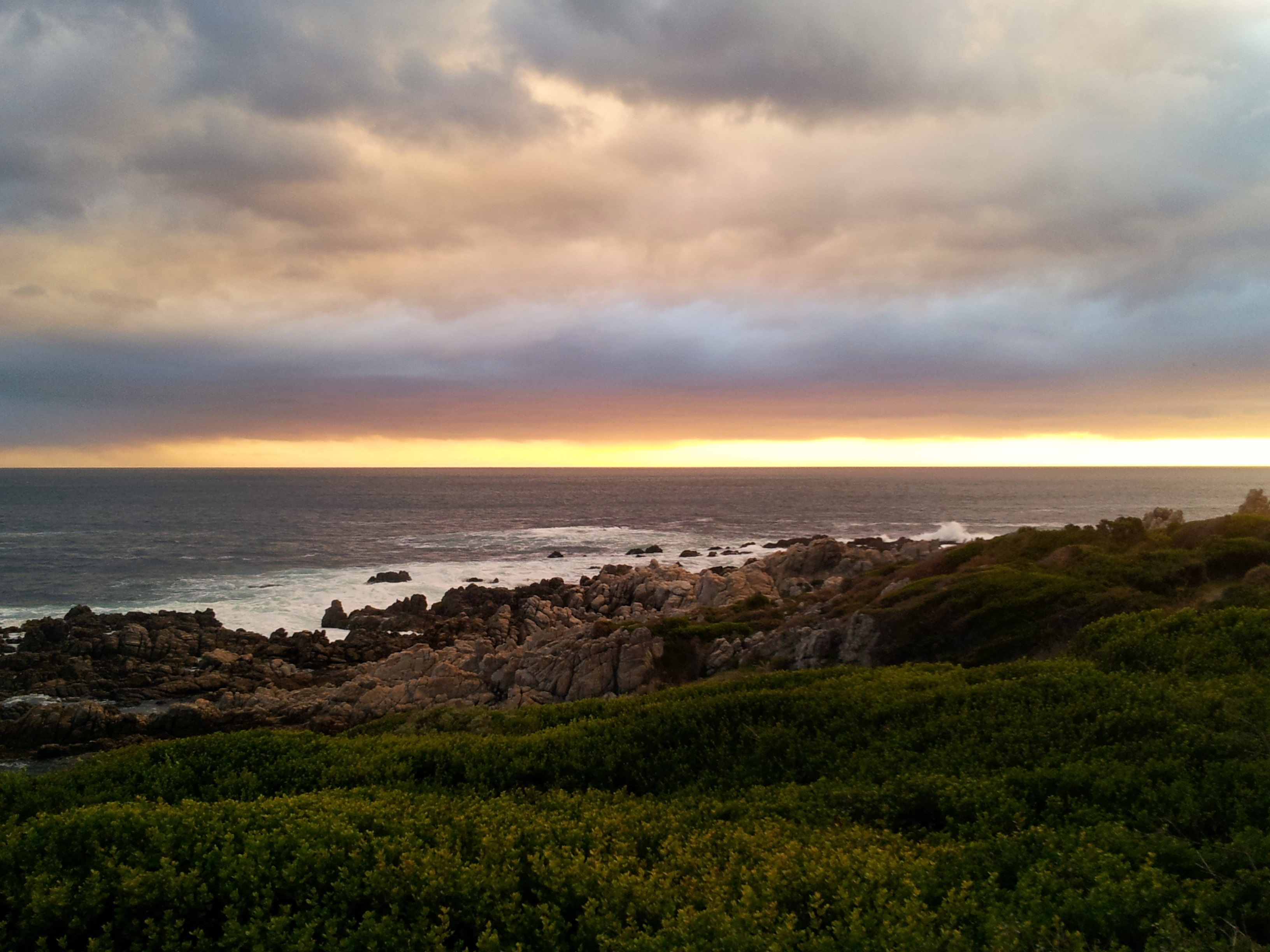 Beautiful dusk landscape in south africa image free for Landscape sa