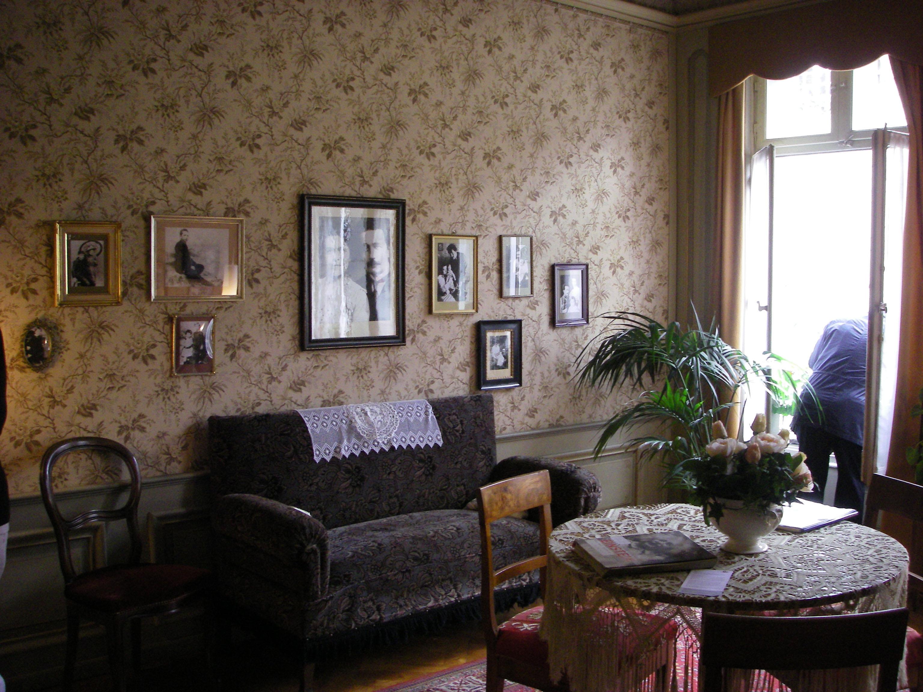 Albert Einstein S House In Bern Switzerland Image Free