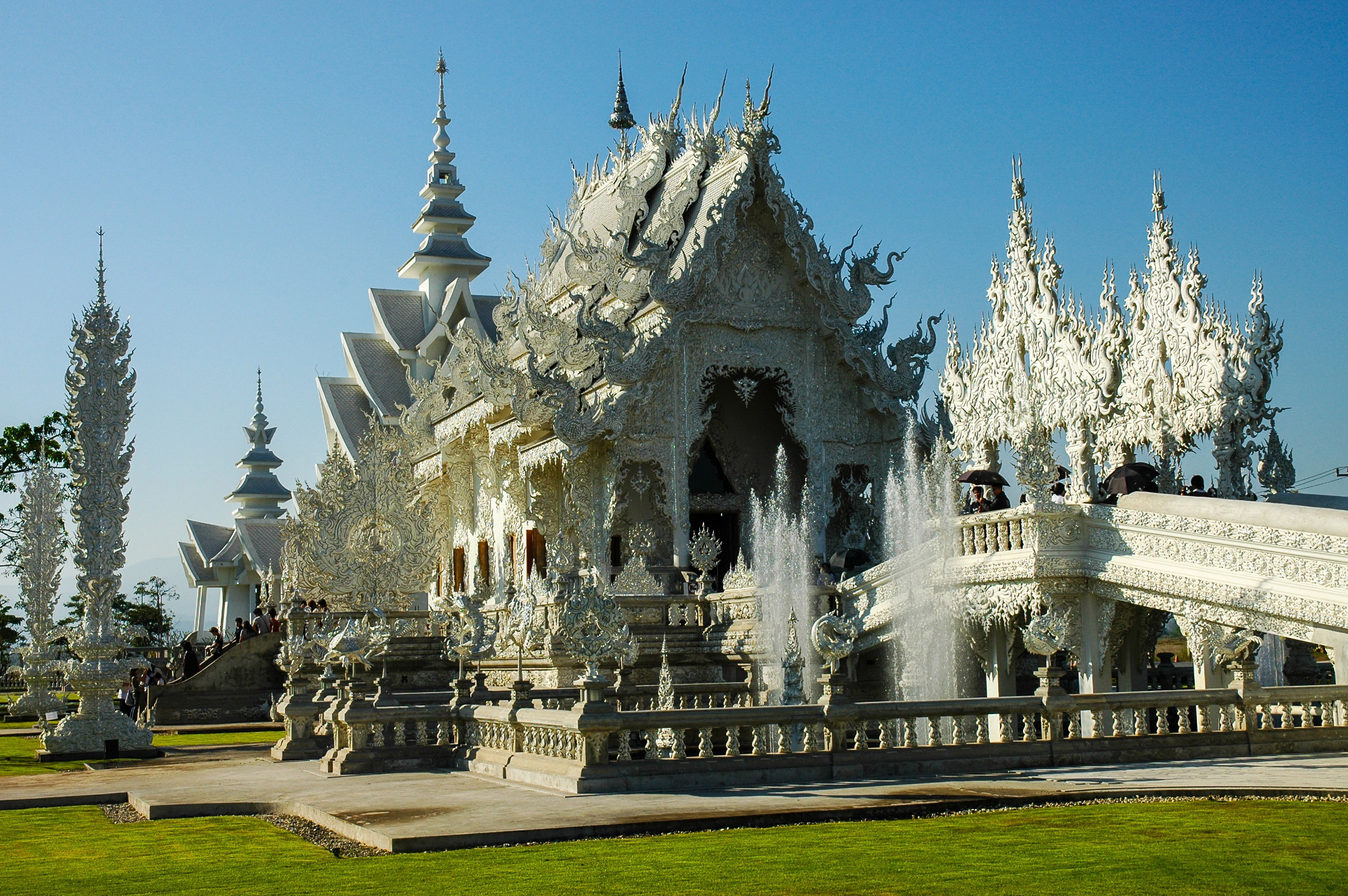 Festival Of Speed >> Temple in Bangkok, Thailand image - Free stock photo ...