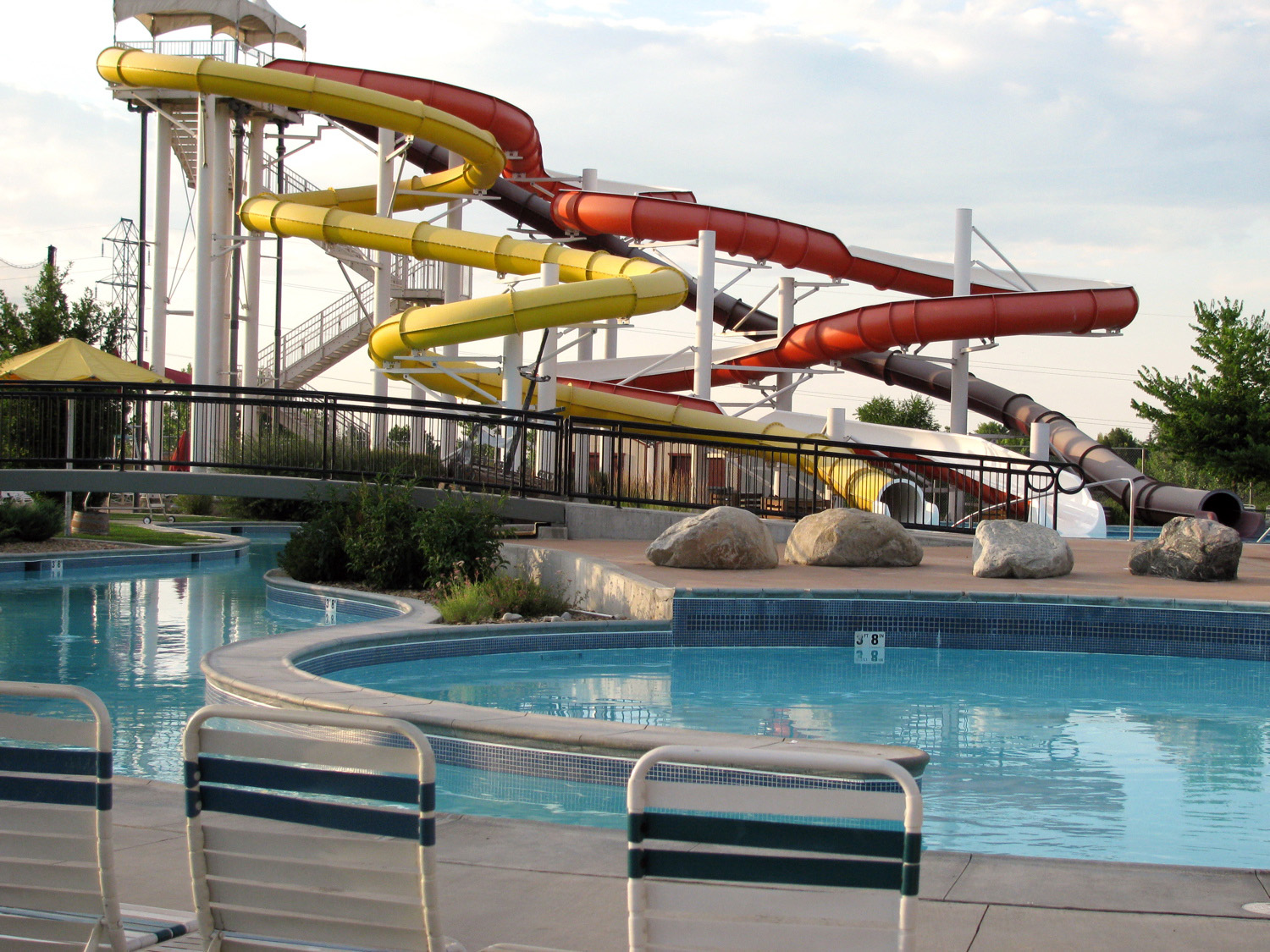 Alabama: Waterville USA - 50 states, 50 amusement parks ... |United States Water Park
