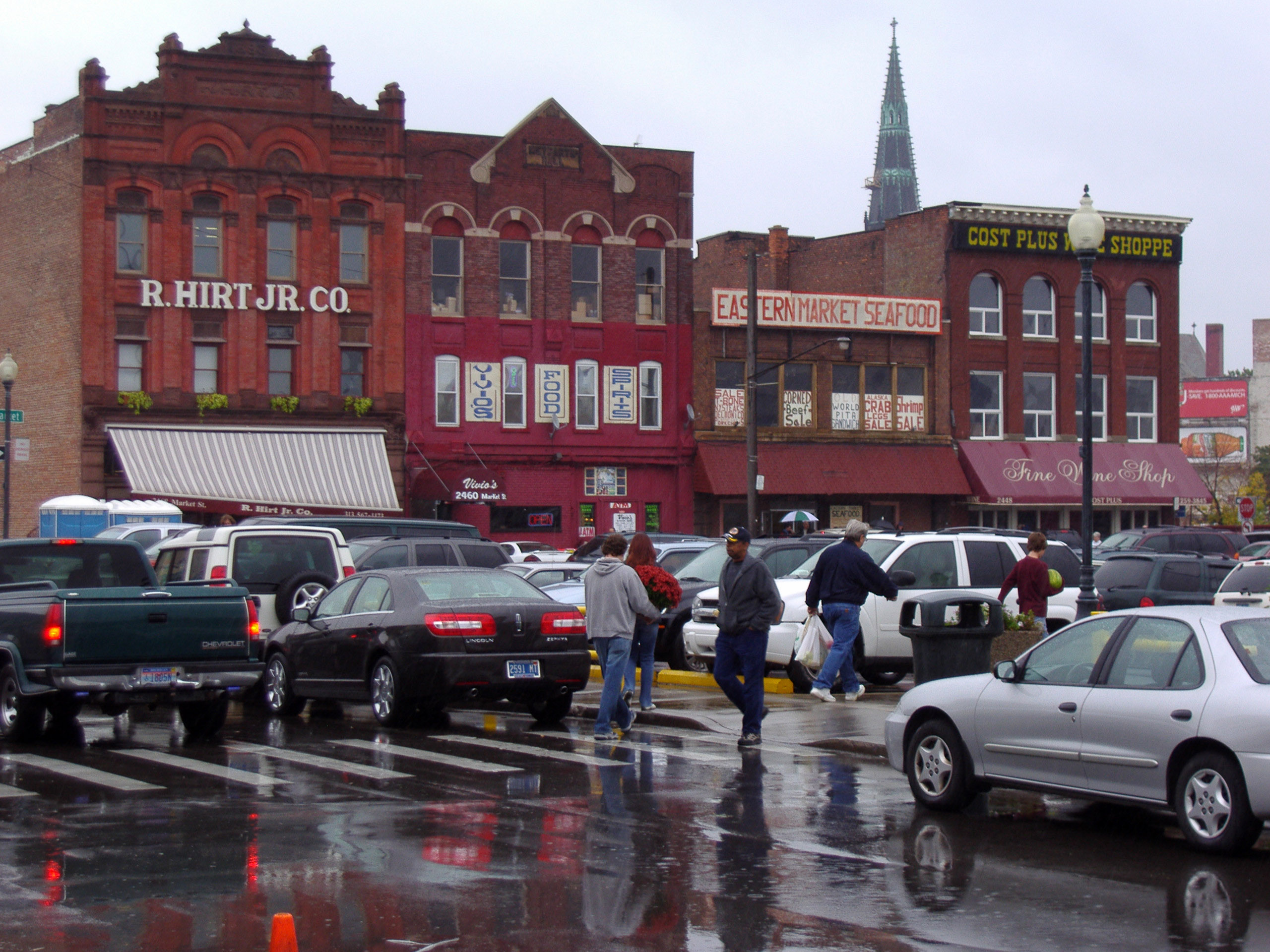 The R Hirt Jr Co In The Eastern Market Image Free