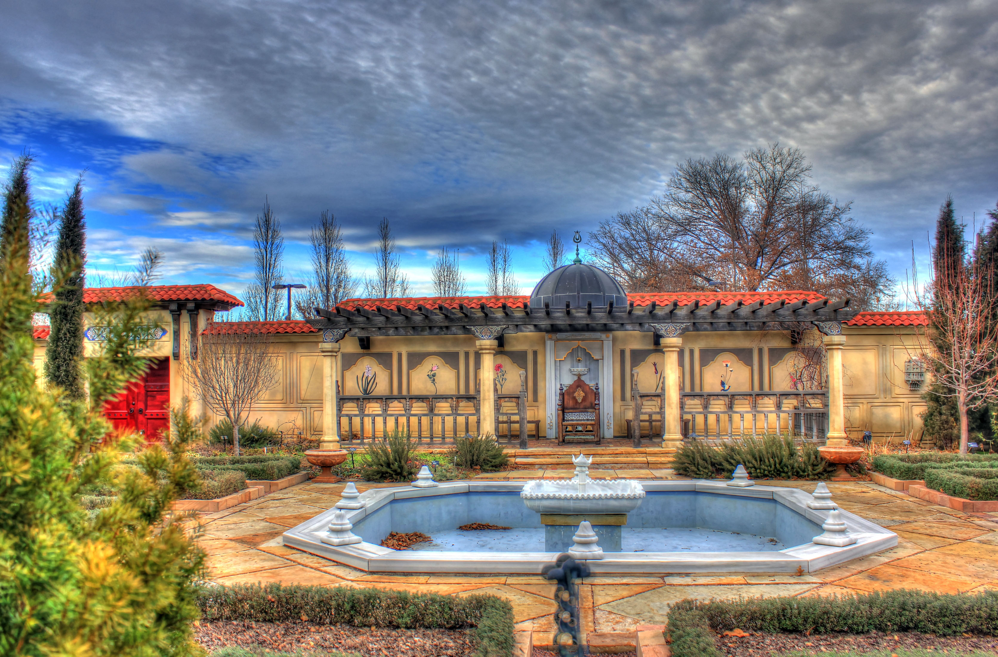 Free Stock of Throne room in Gardens in St Louis Missouri