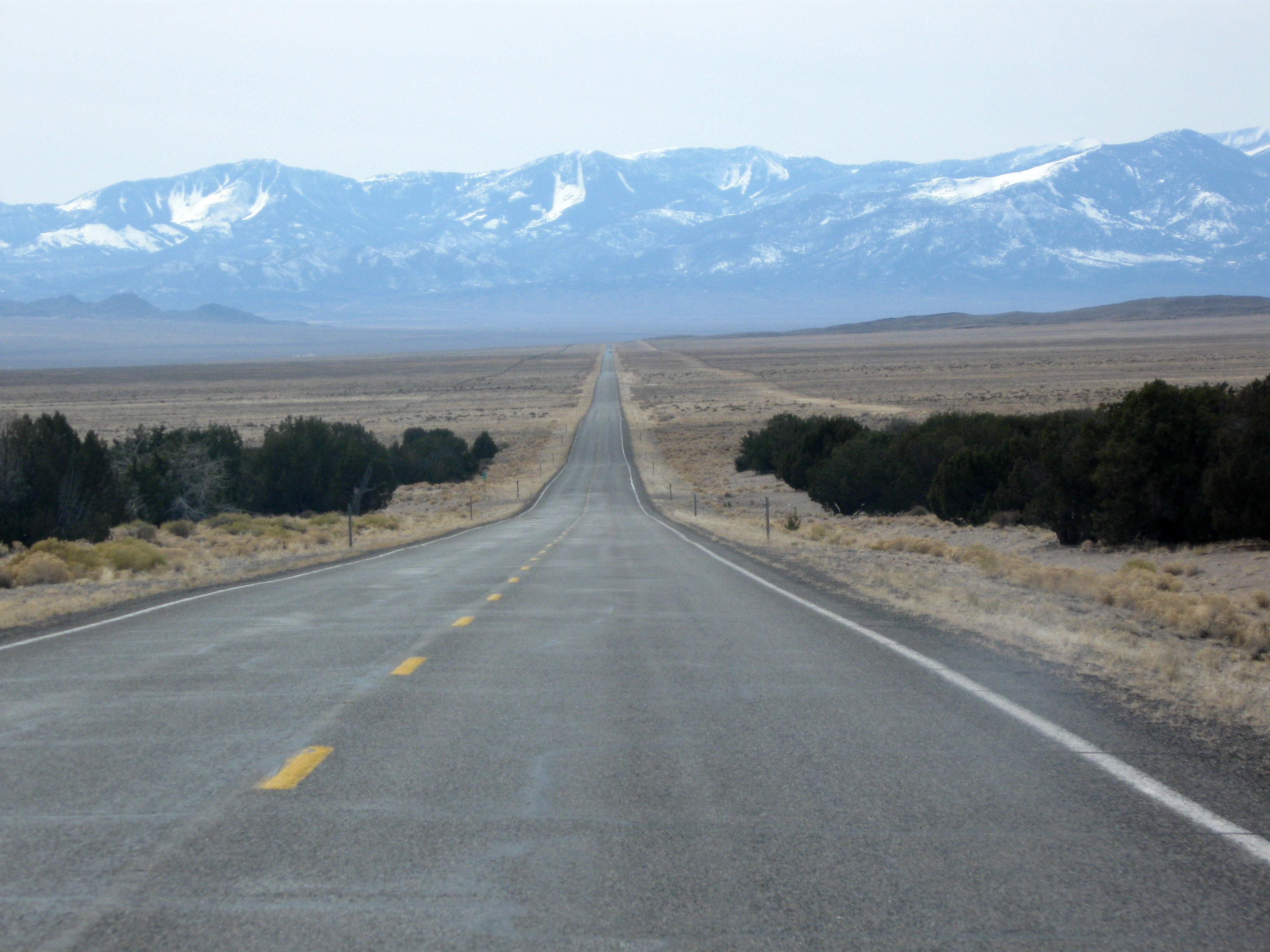 Route 50 In Great Basin National Park Nevada Image Free Stock Photo Public Domain Photo Cc0 Images