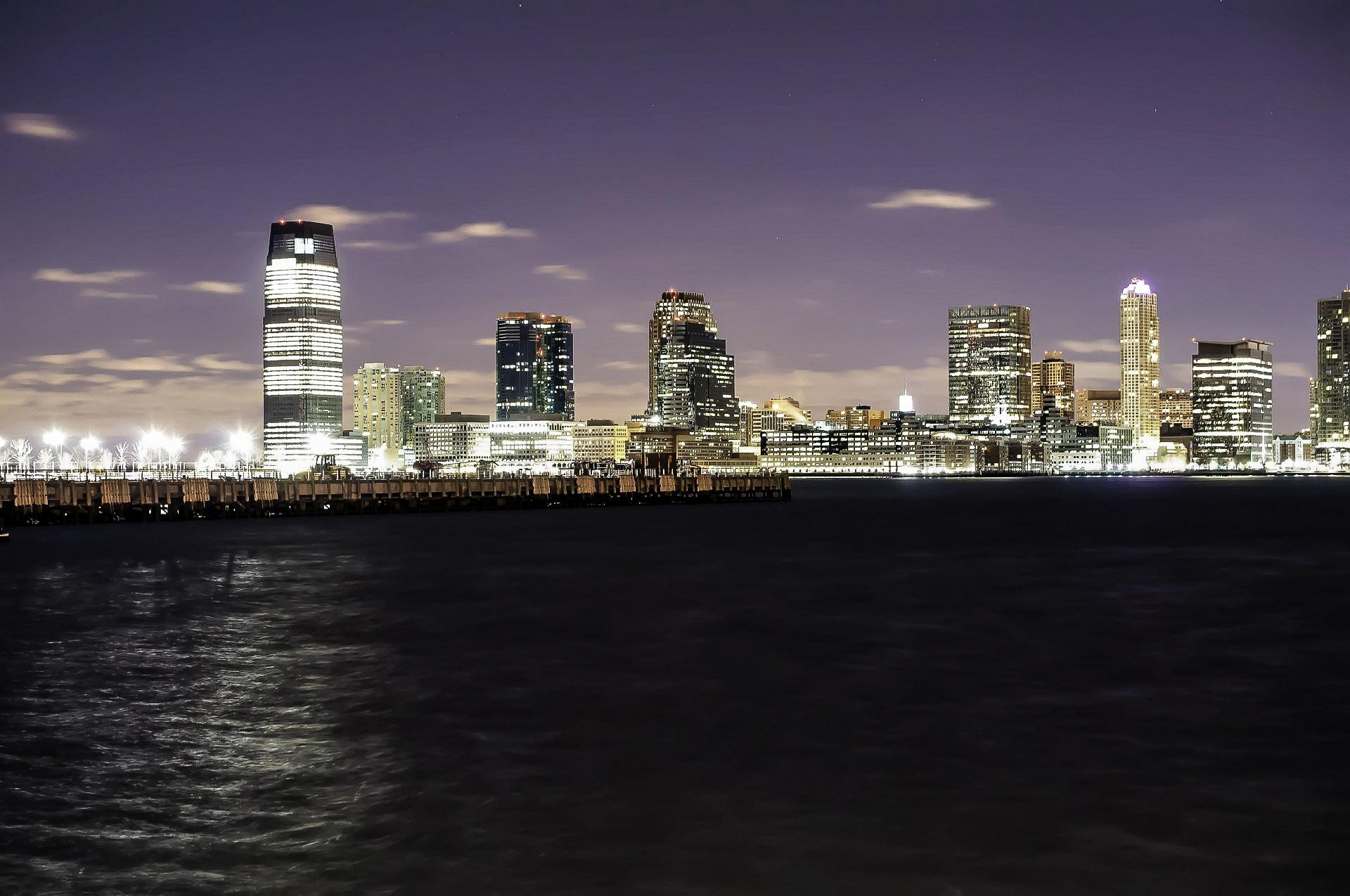 Skyline of Newark, New Jersey image - Free stock photo
