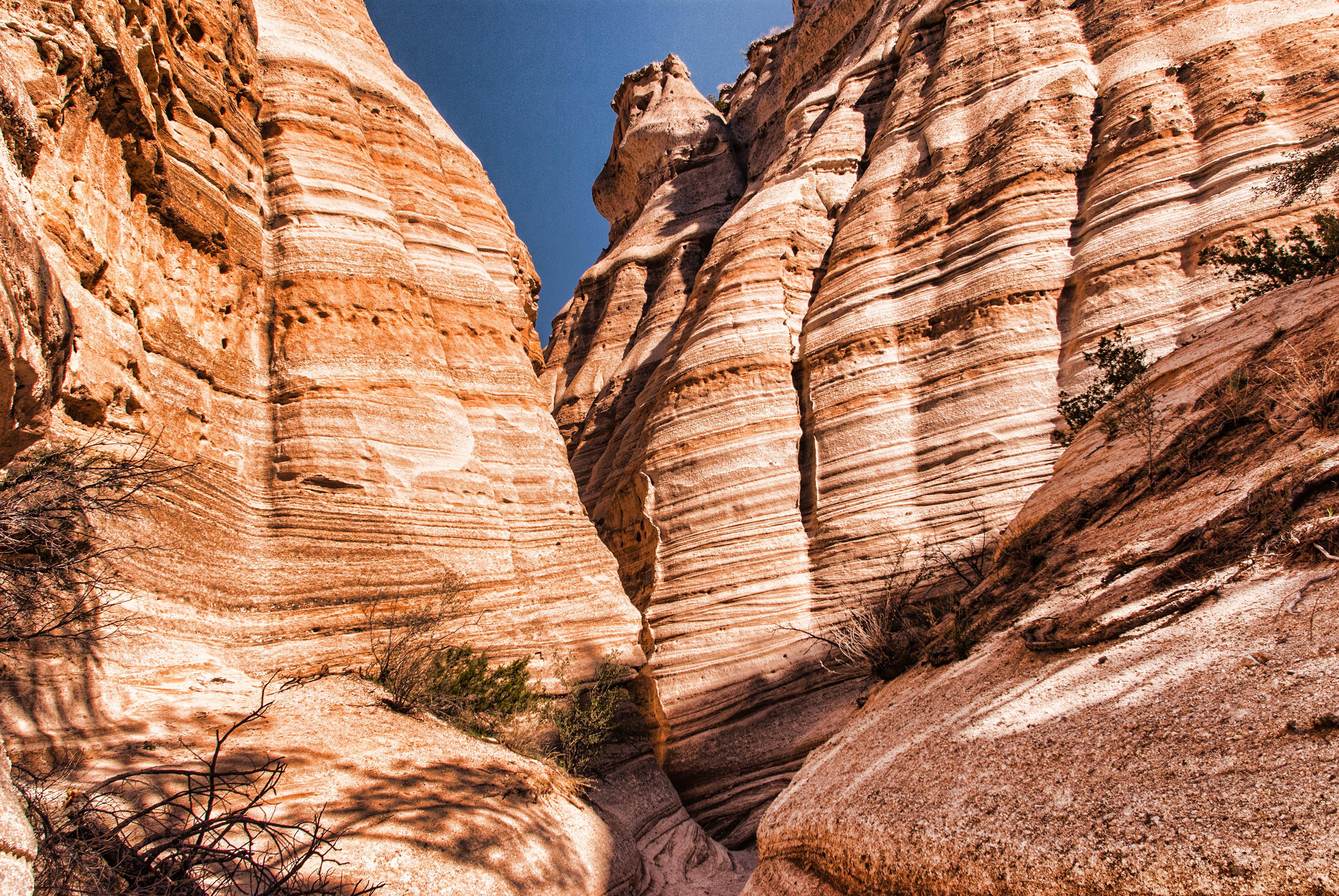 Rocks And Landscape Near Santa Fe New Mexico Image Free