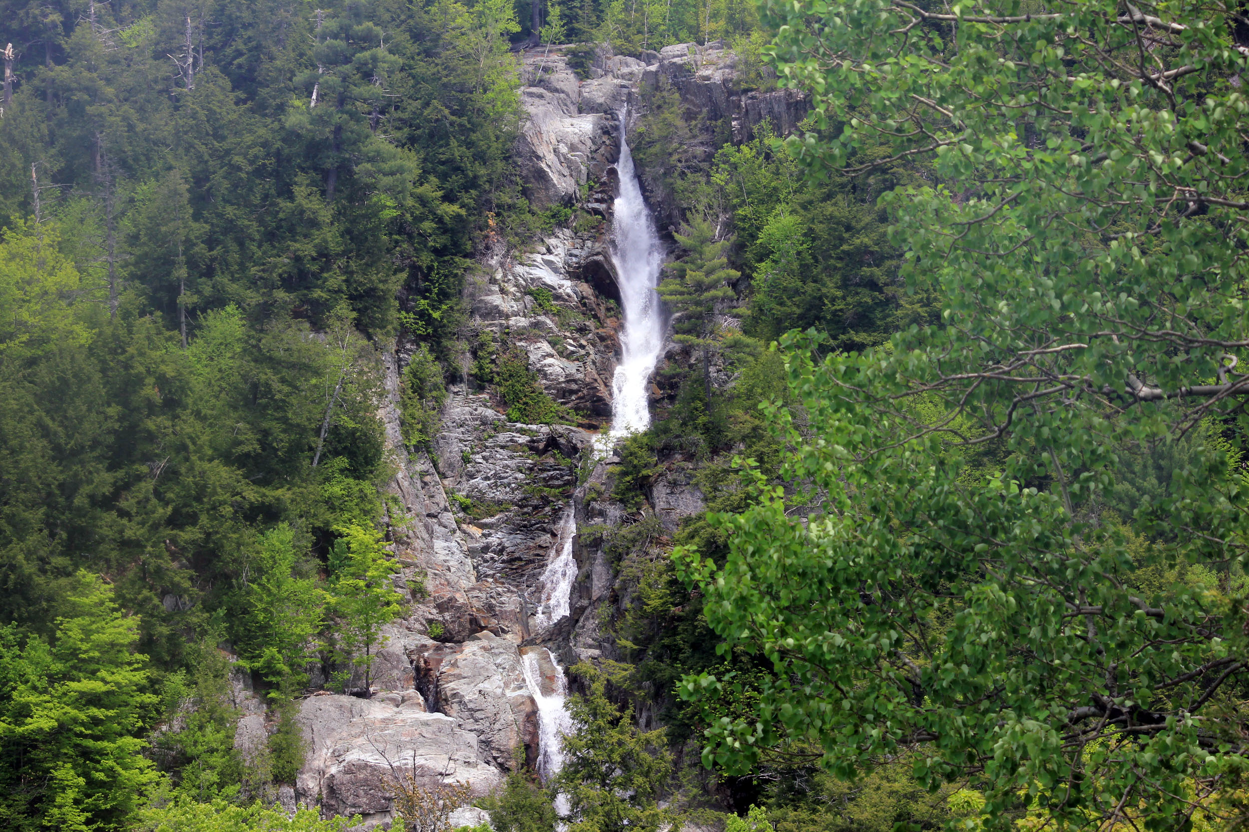 CLIFFORD FALLS , ADIRONDACK MOUNTAINS NEW YORK  by
