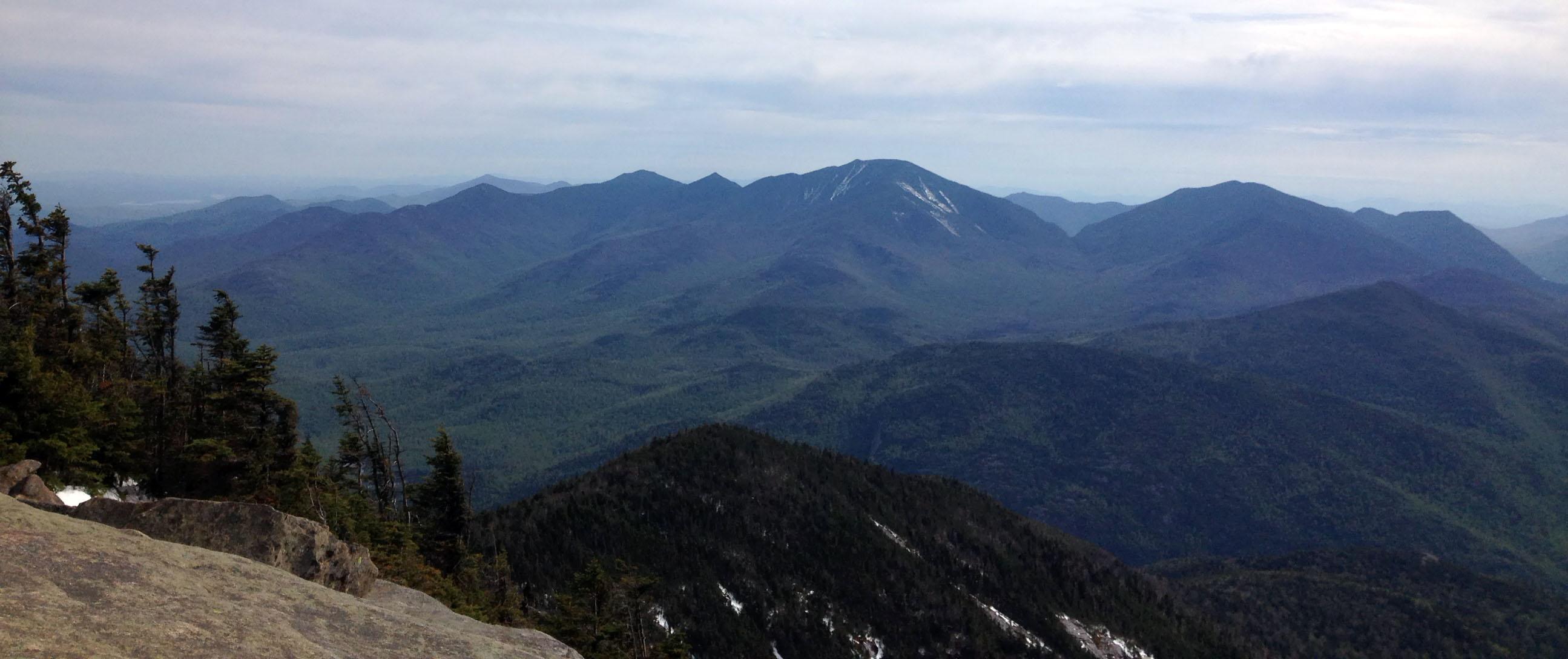 View of High Peaks