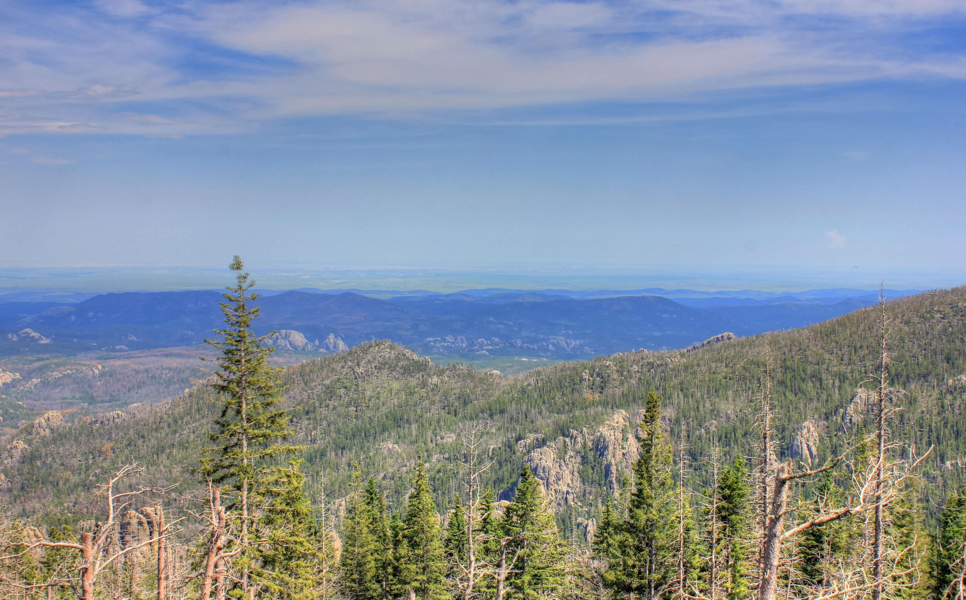 Custer State Park has it allwildlife, Sylvan Lake
