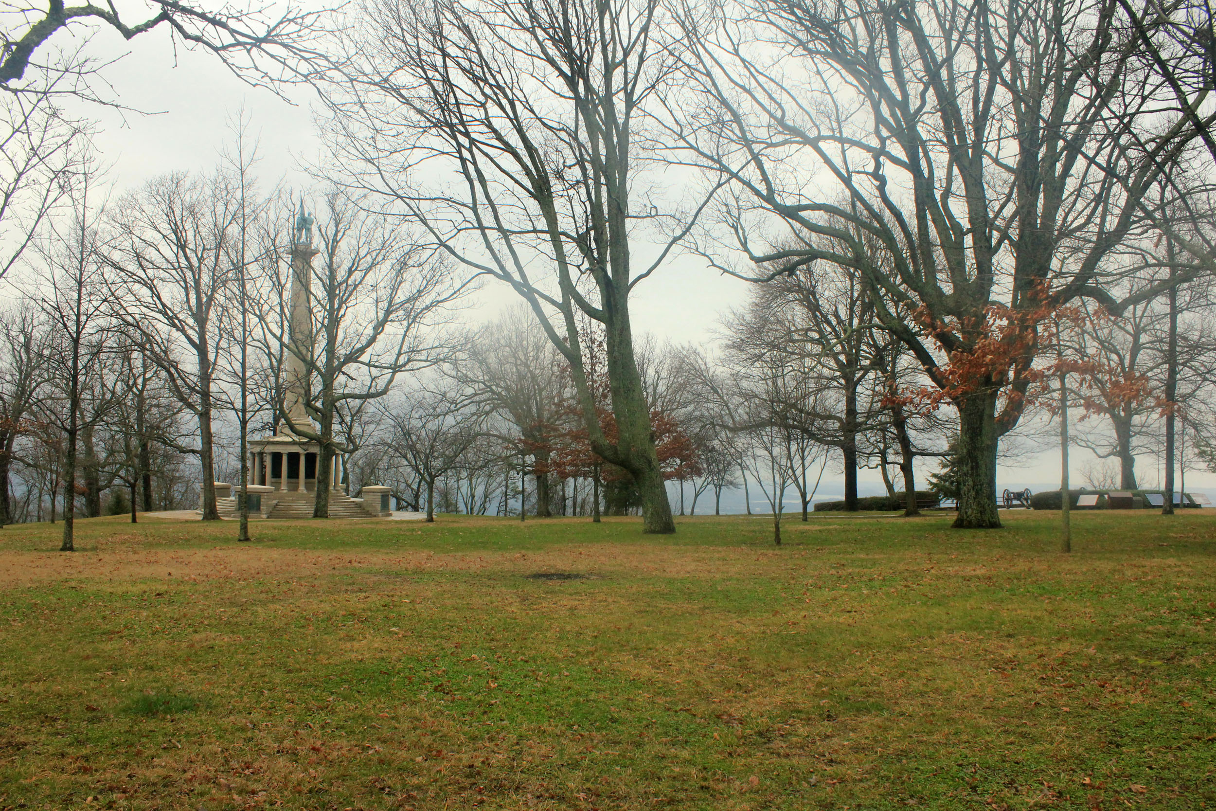 Free stock photo of the point park at lookout mountain tennessee a picture of the landscape of the point park in tennessee sciox Gallery