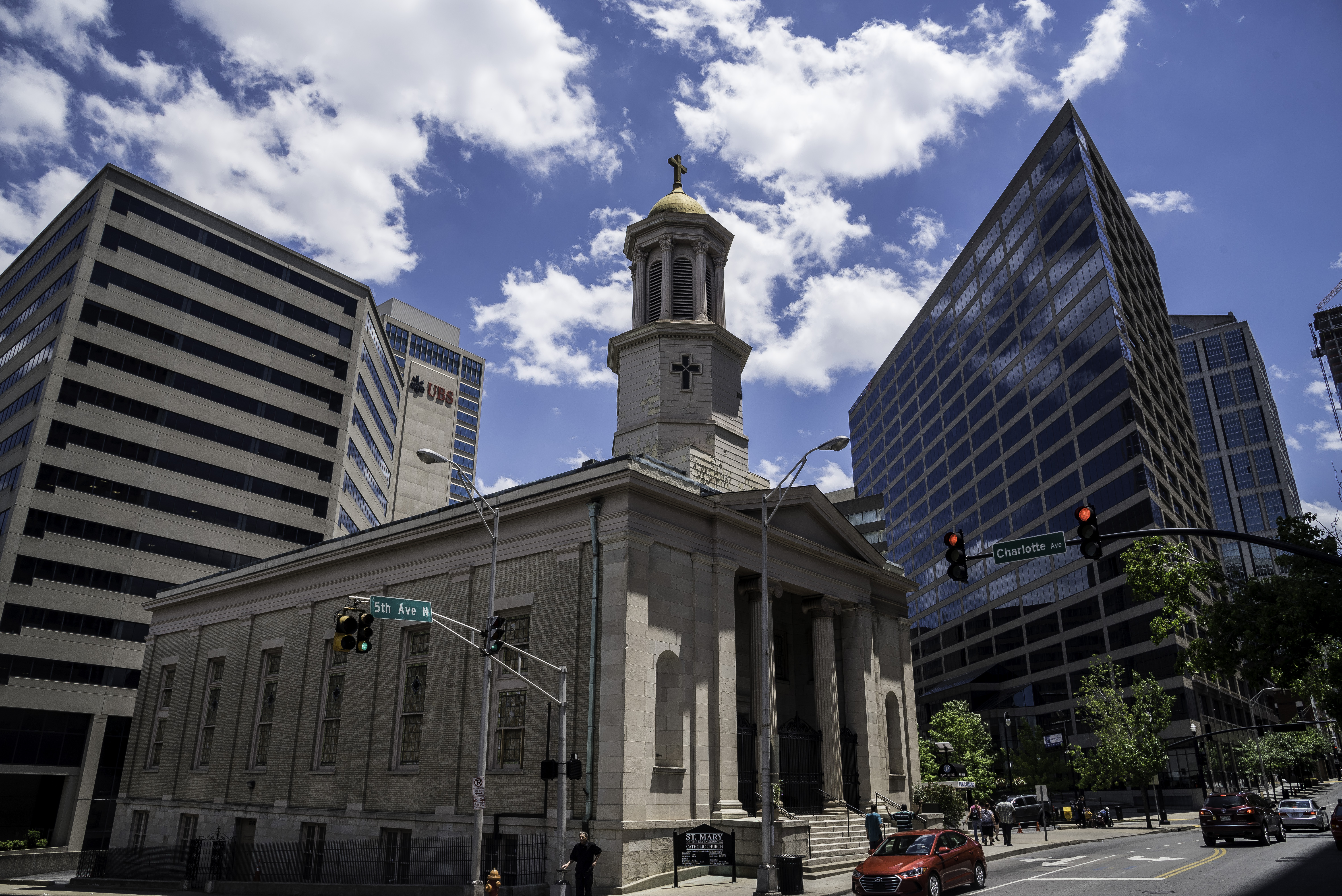 Nashville church shares message of unity, after united methodist conference decision