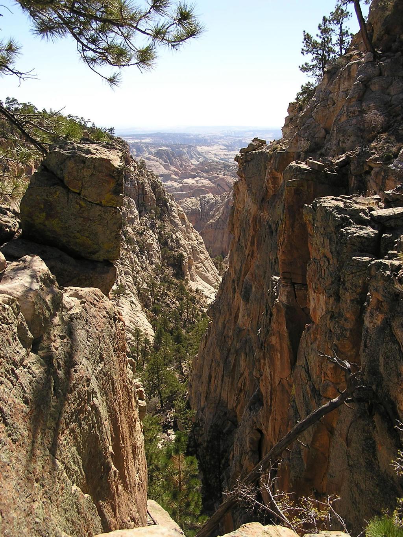 Death Hollow Gorge In Utah Image Free Stock Photo Public Domain Photo Cc0 Images
