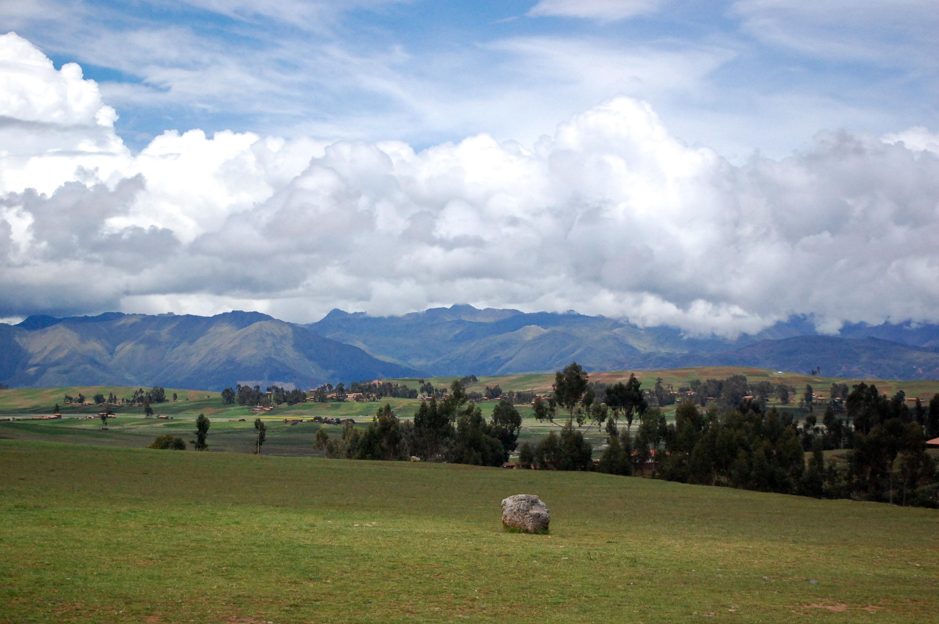 Landscape view from Spokane, Washington - Free Public Domain Stock ...