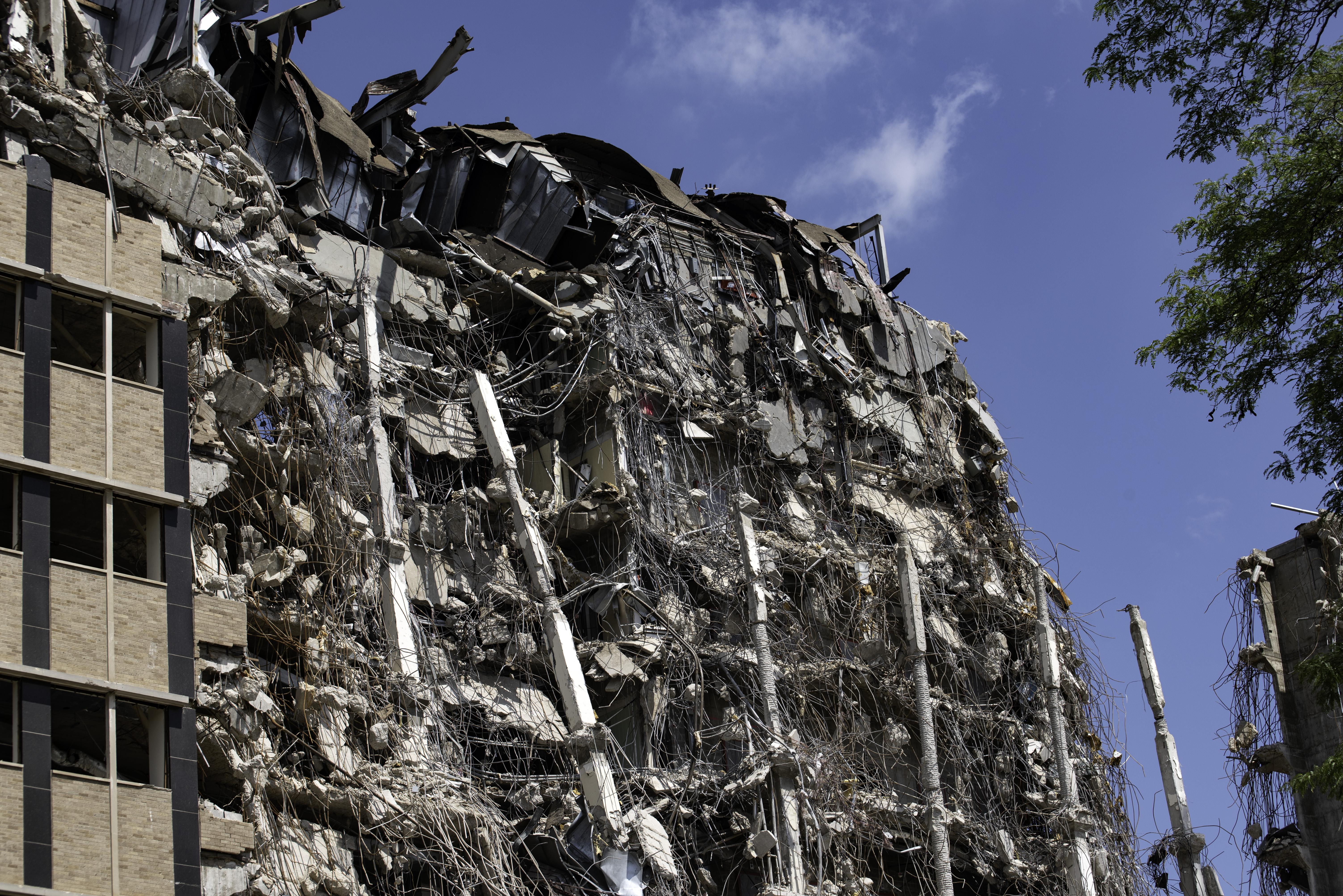 Demolished DMV building image - Free stock photo - Public ...