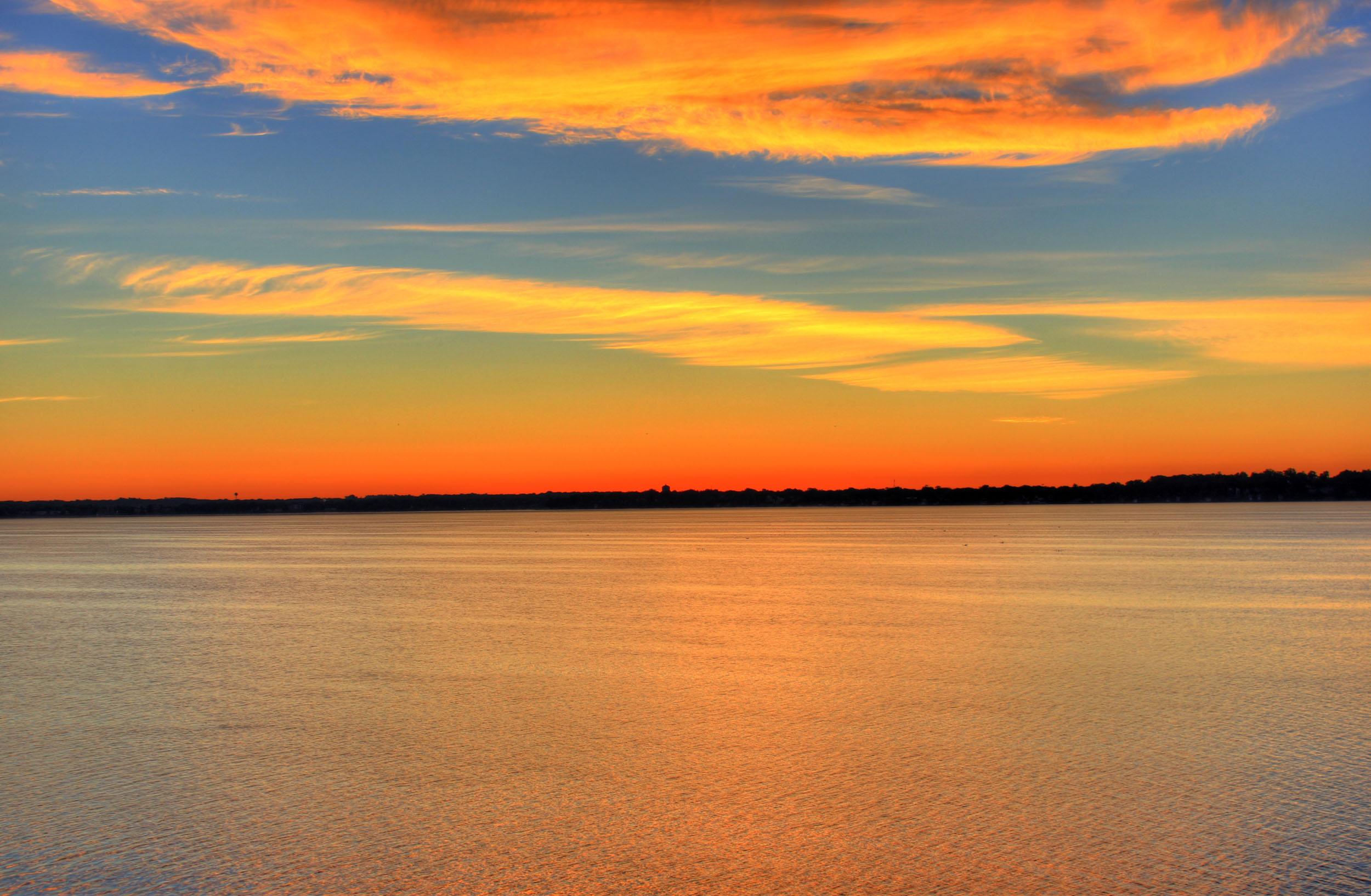 Lake Monona at Dawn