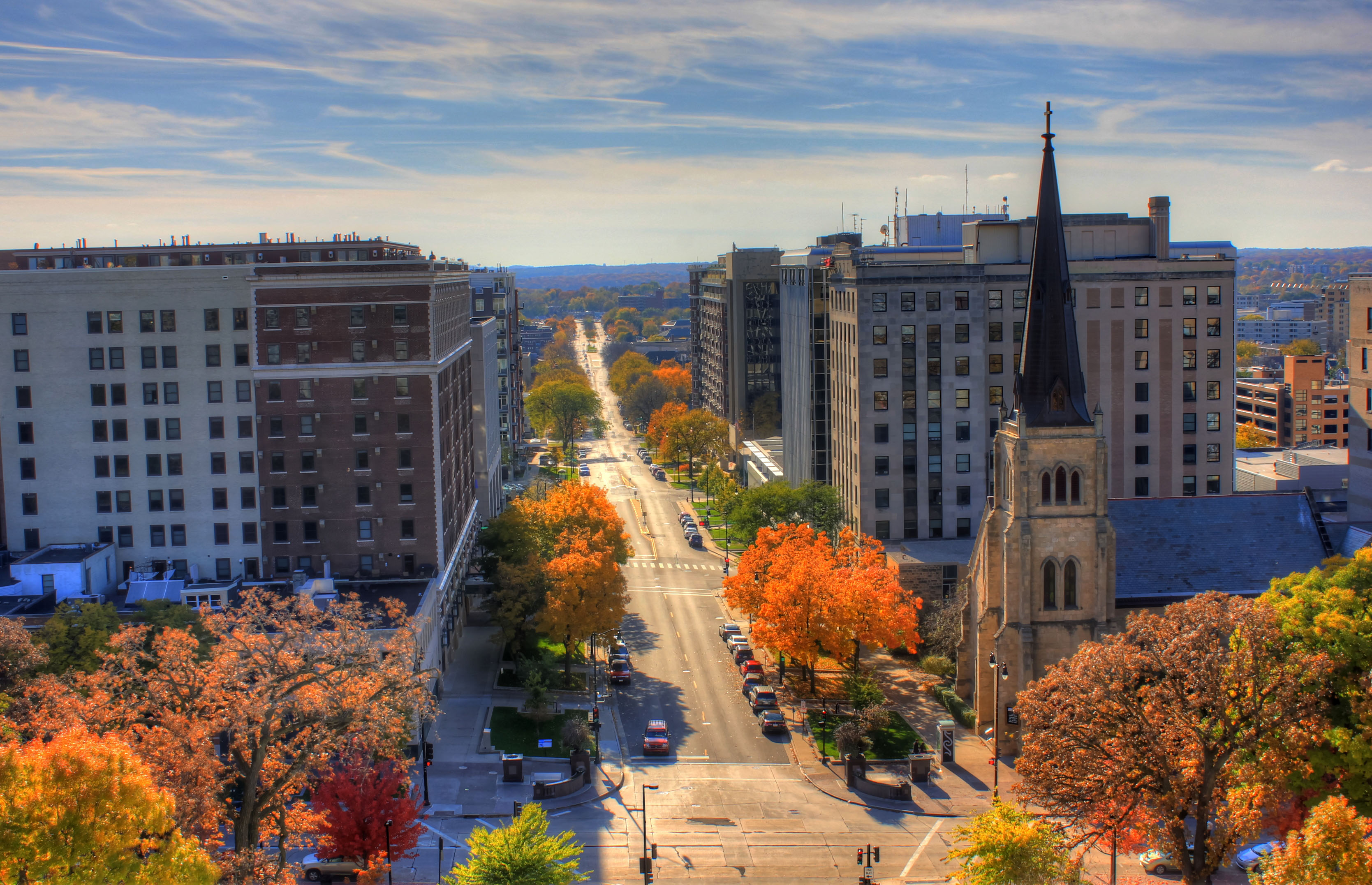 Madison Wisconsin Commits To 100 Renewable Energy Inhabitat Green Design Innovation