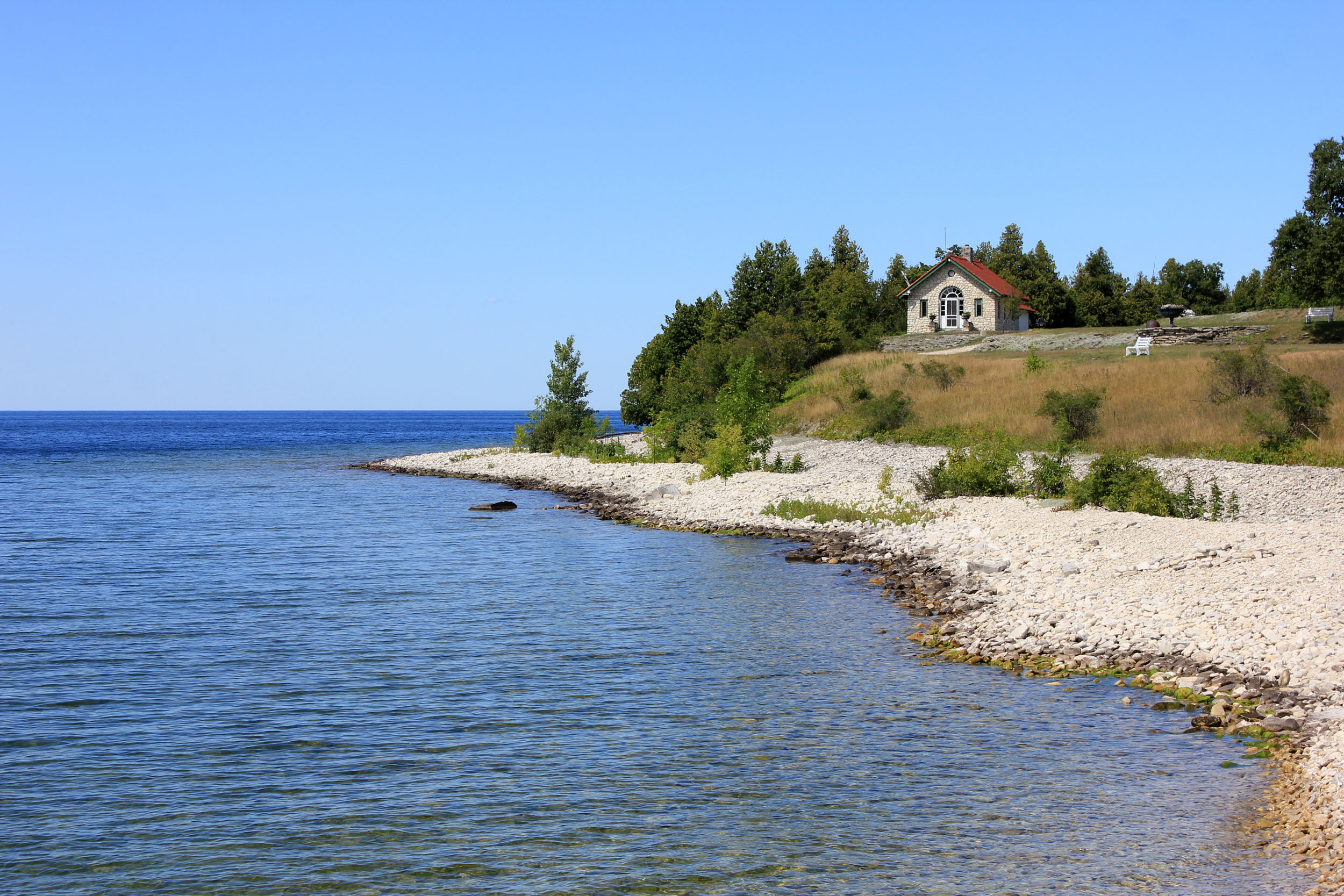 Rock Island Shoreline