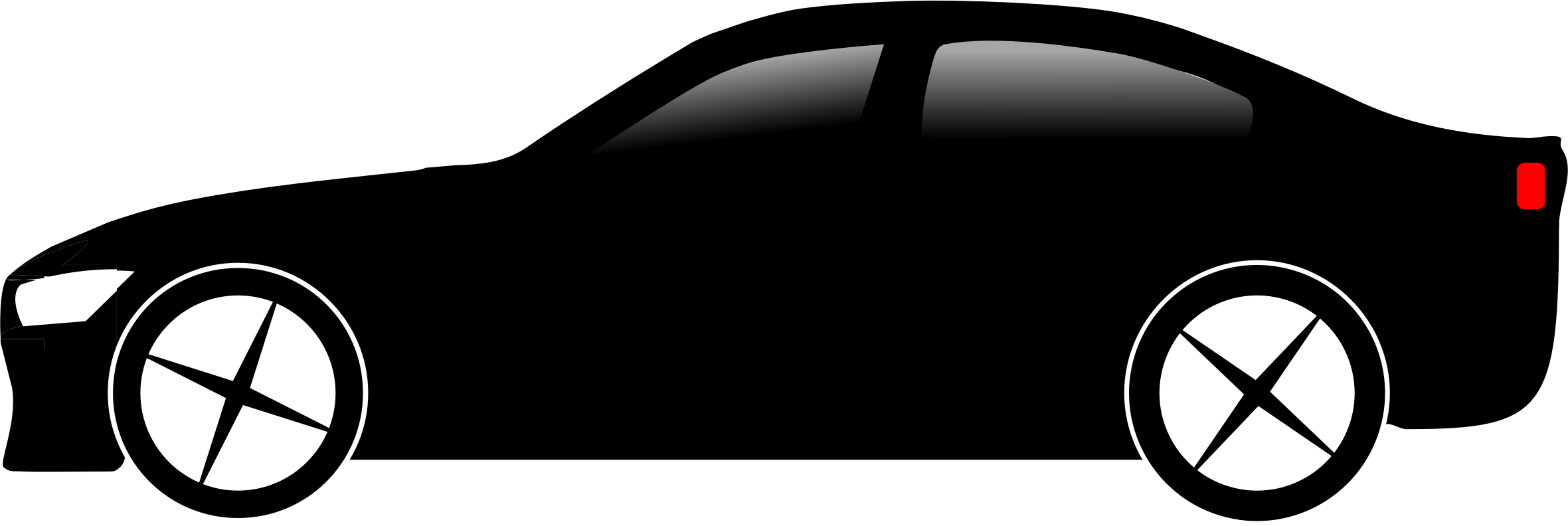 Black Car Vector image - Free stock photo - Public Domain ...