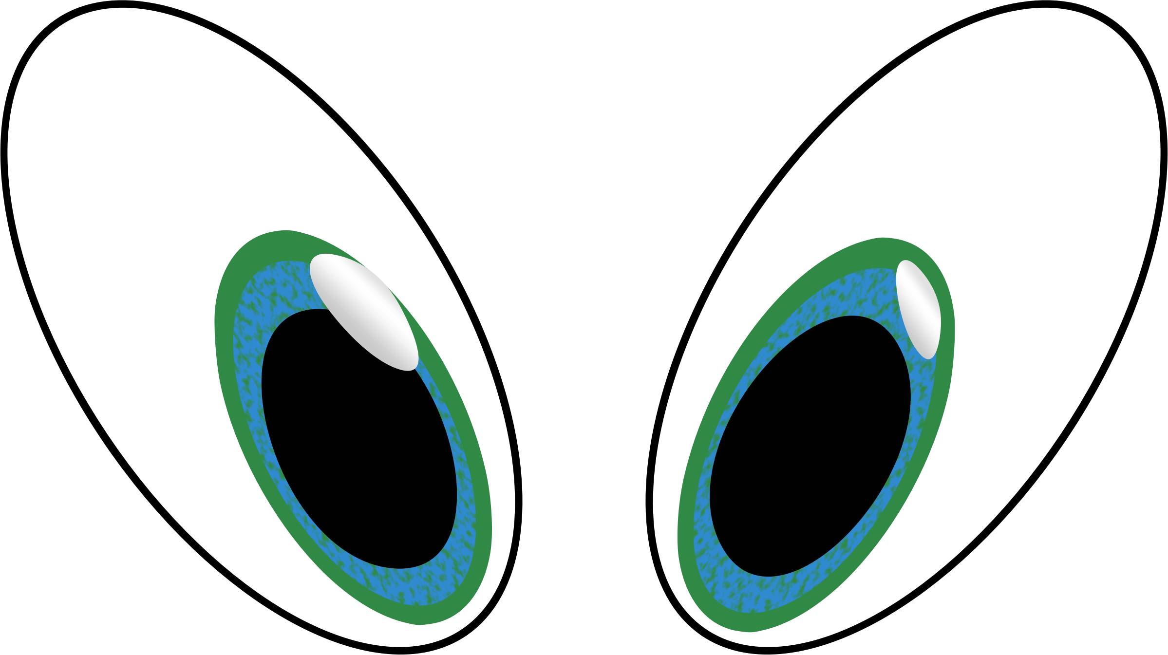 Cartoon Eyes Vector Clipart Image Free Stock Photo Public Domain Photo Cc0 Images