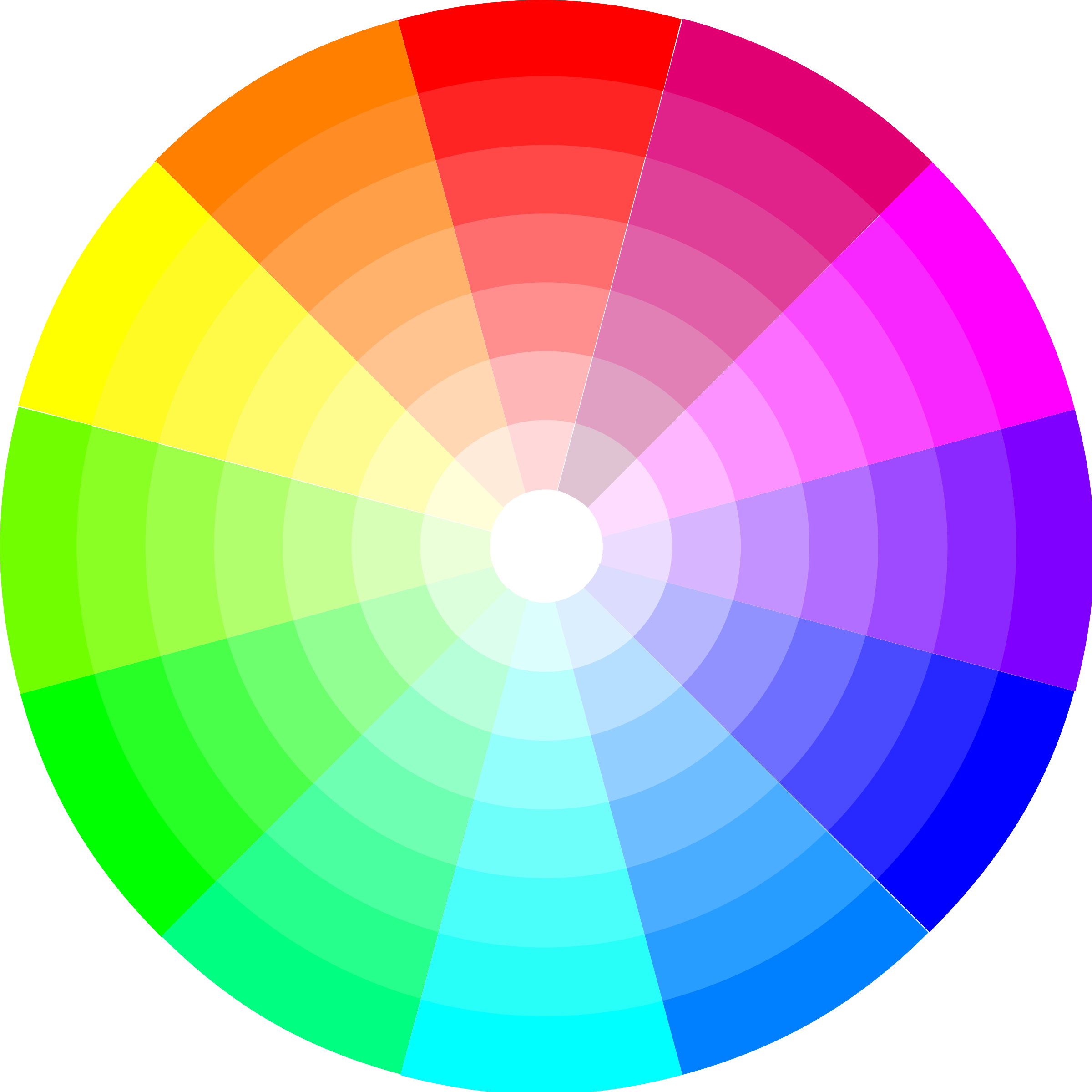 Image result for free color wheel clip art