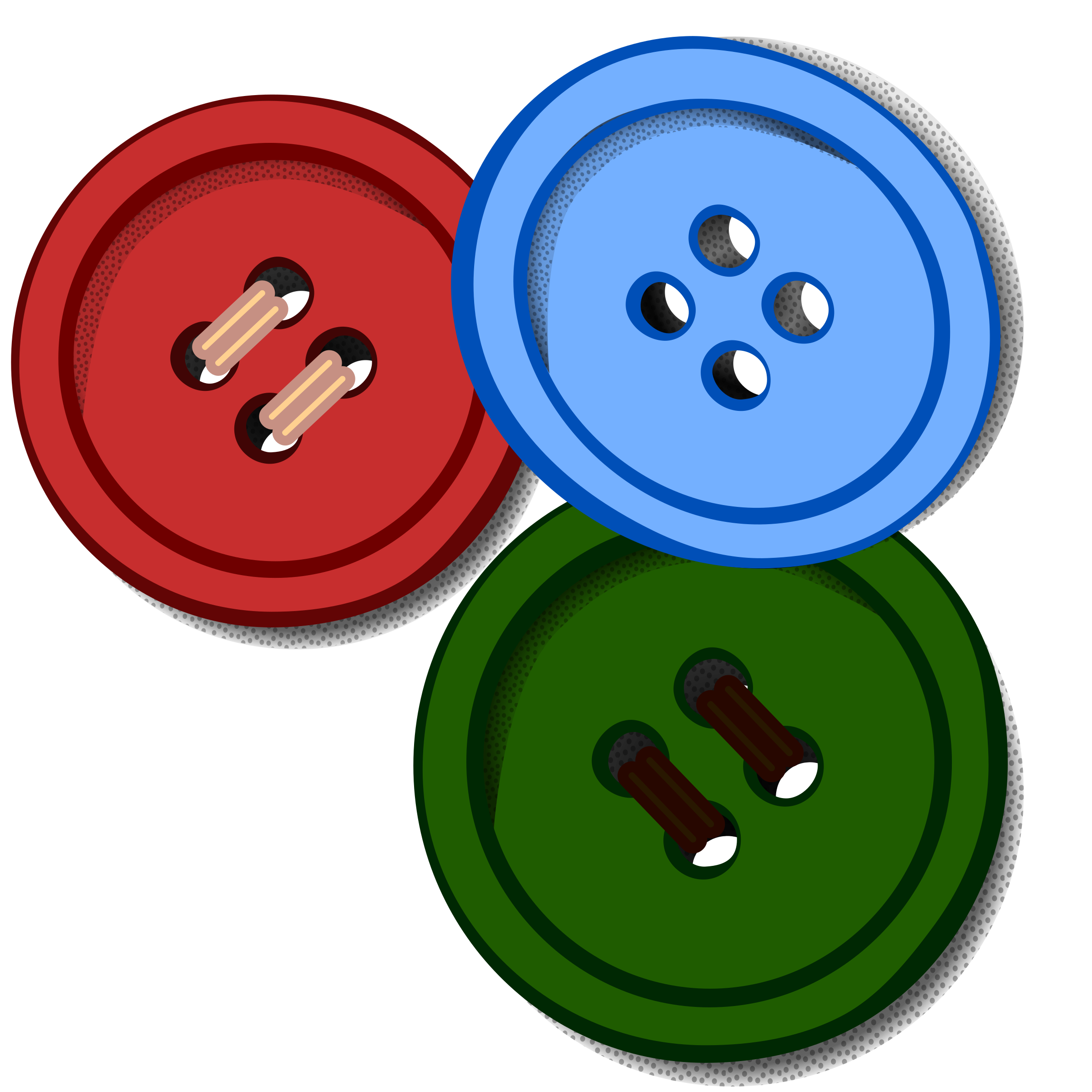 Colored Buttons vector files image - Free stock photo ...