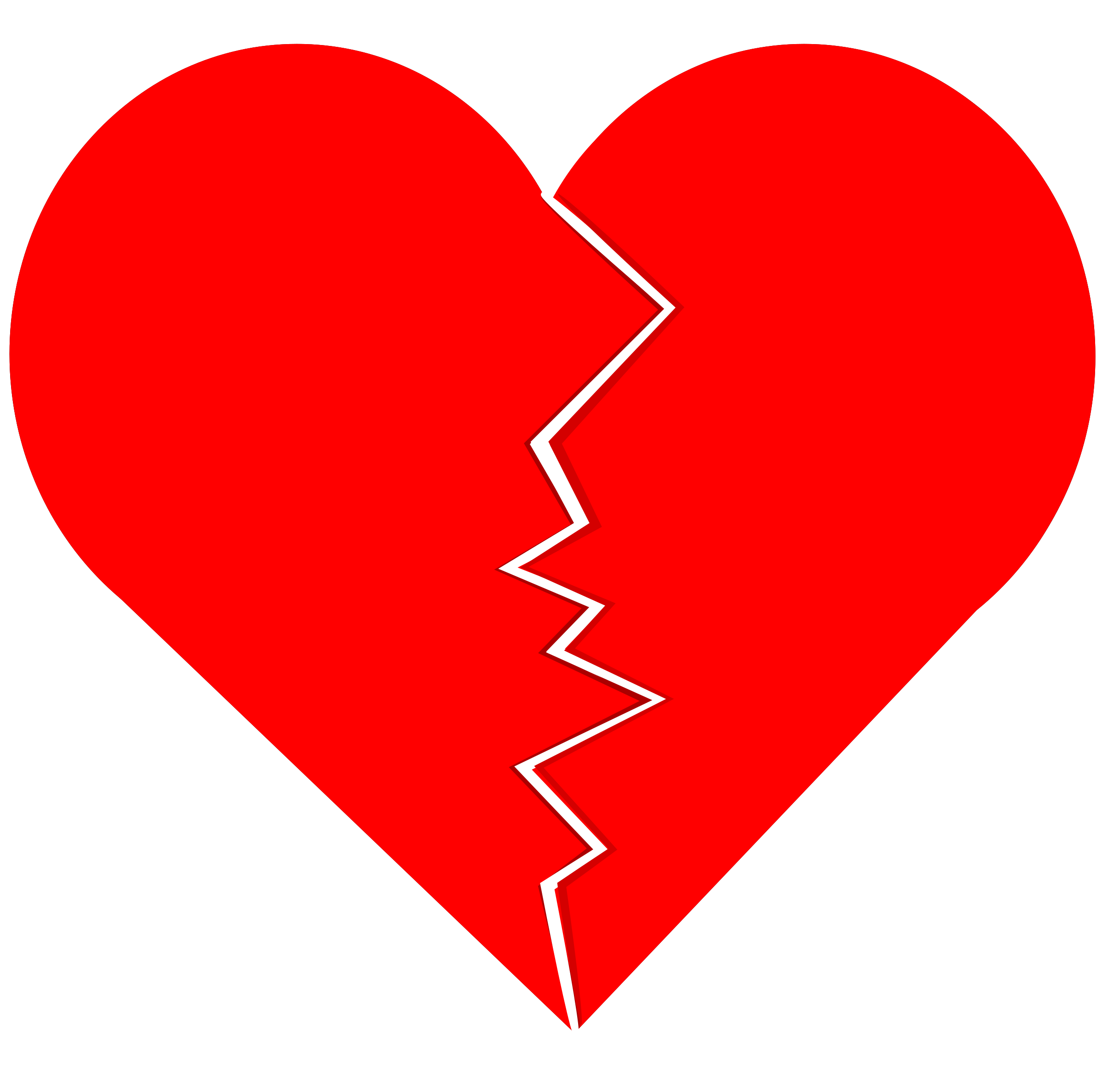 cracked and broken heart vector clipart image free stock clip art broken heart emoji clip art broken heart person