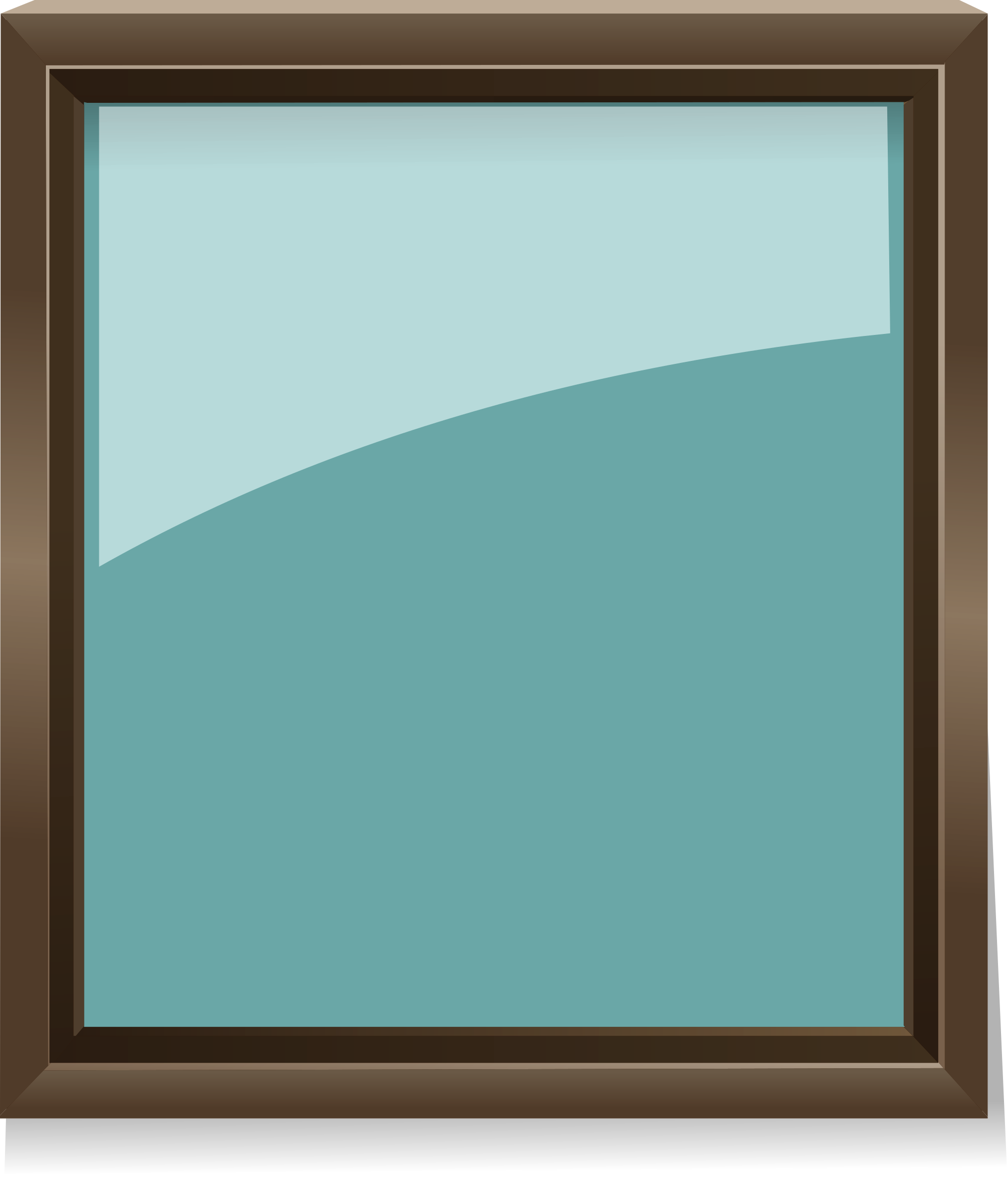 Glass Picture Frame Vector Clipart image - Free stock ... (2020 x 2400 Pixel)