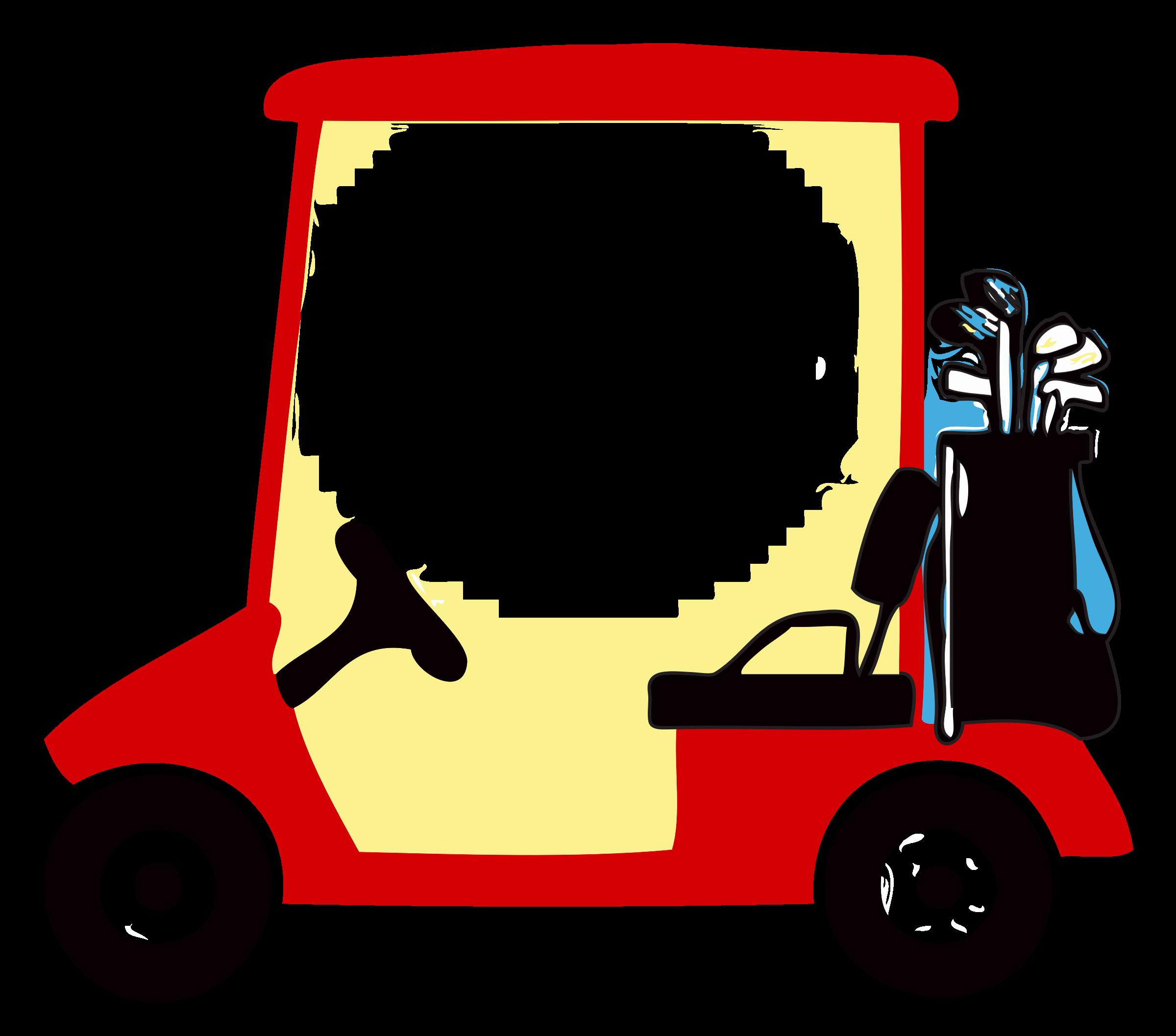 golf cart vector clipart image free stock photo public domain rh goodfreephotos com golf cart clip art cartoon golf cart clip art black and white