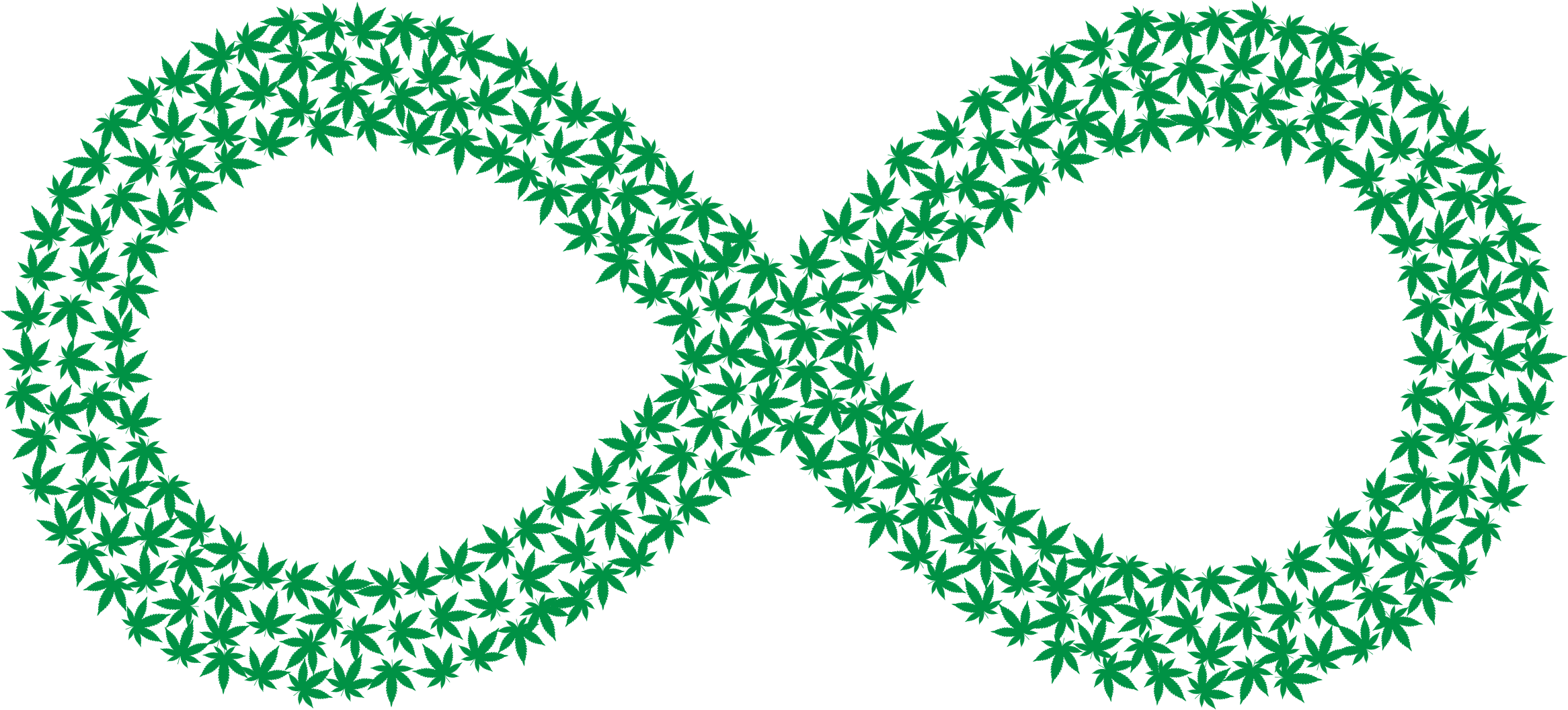 Infinity Sign With Marijuana Leaves Vector Clipart Image Free Stock Photo Public Domain Photo Cc0 Images