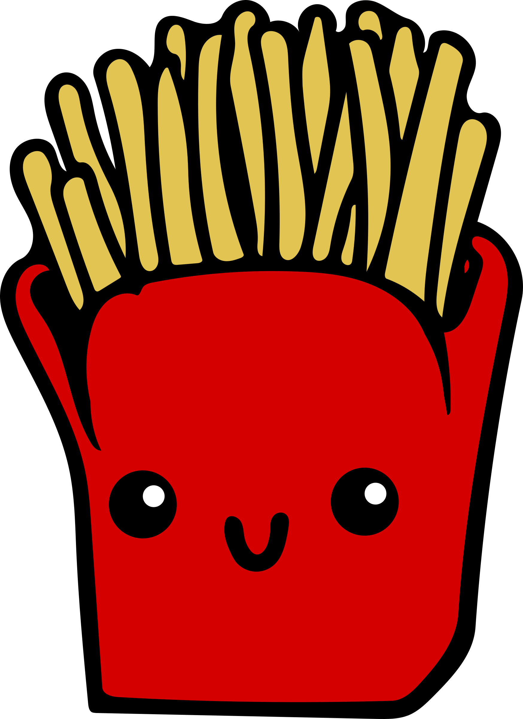Image result for fries free clipart