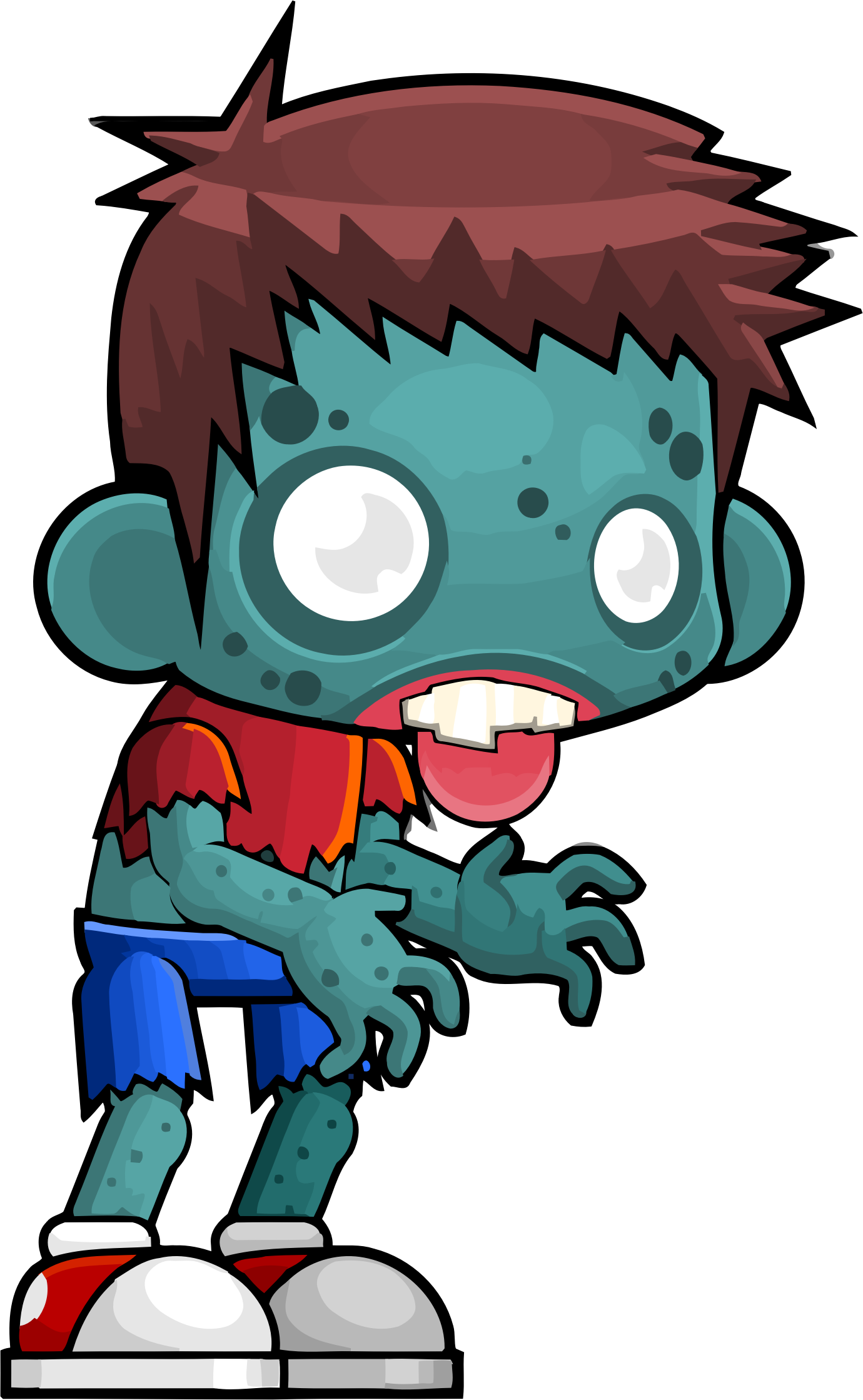 Image result for zombie clip art